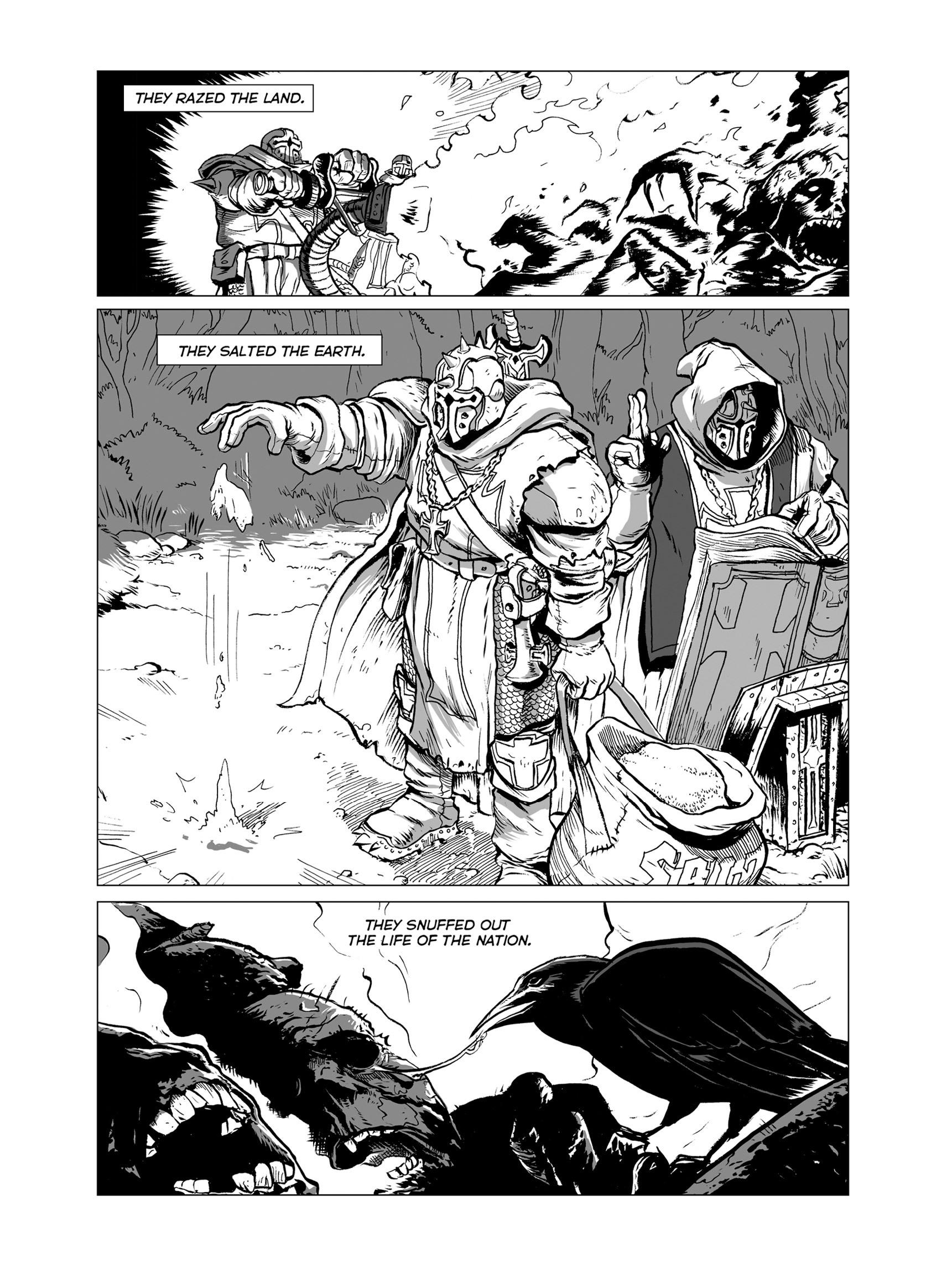 Read online FUBAR comic -  Issue #3 - 21