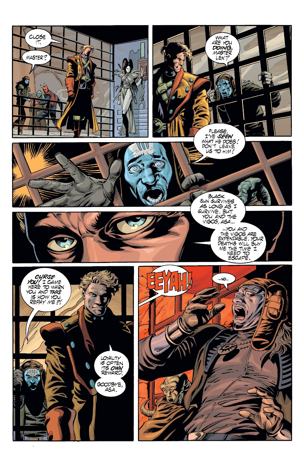 Read online Star Wars Legends: Rise of the Sith - Epic Collection comic -  Issue # TPB 2 (Part 3) - 15