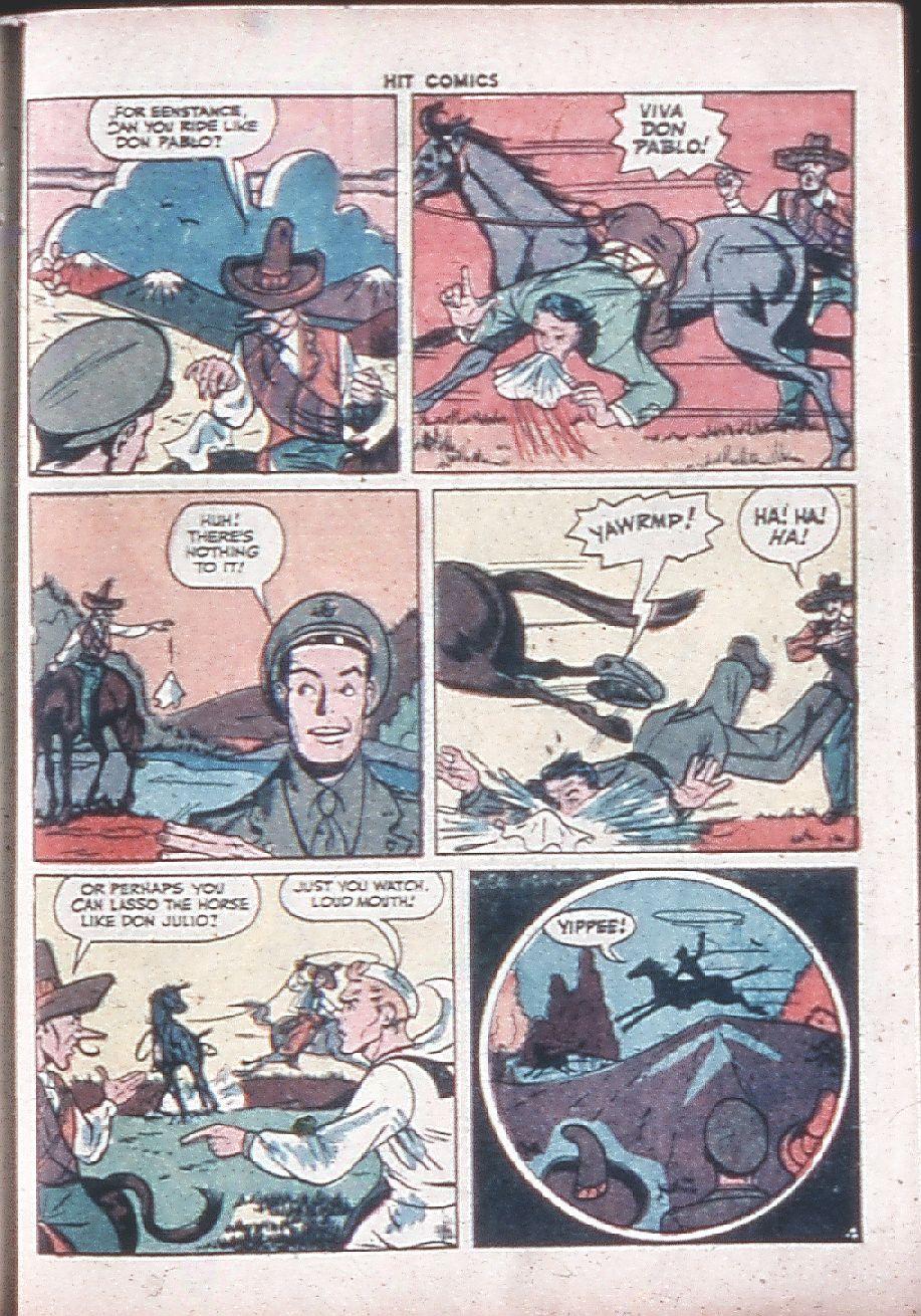 Read online Hit Comics comic -  Issue #36 - 49