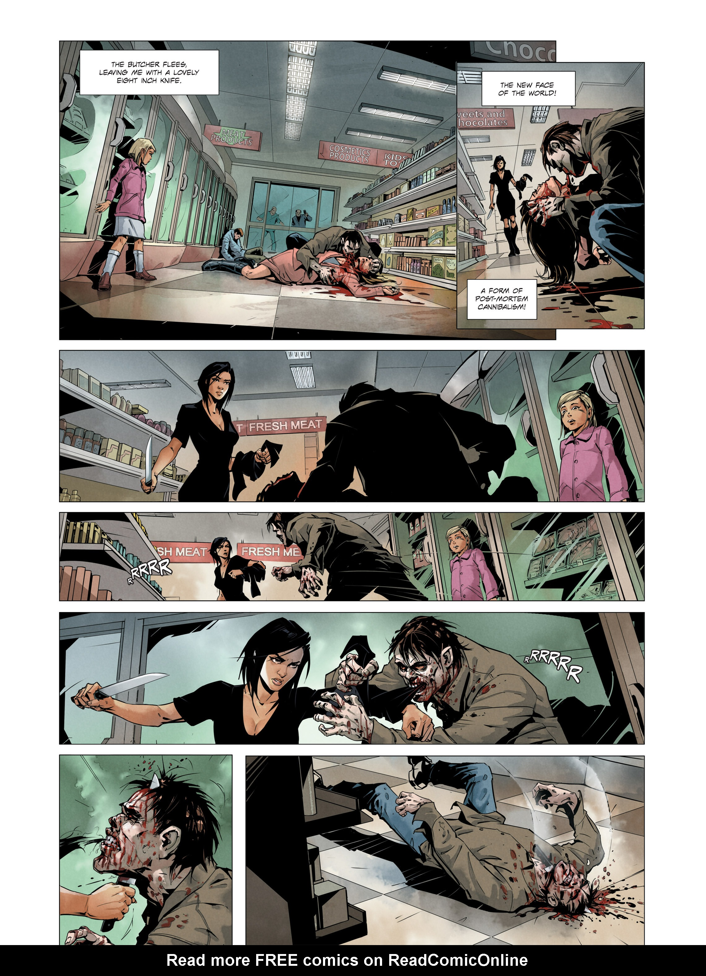 Read online Alice Matheson comic -  Issue #3 - 14