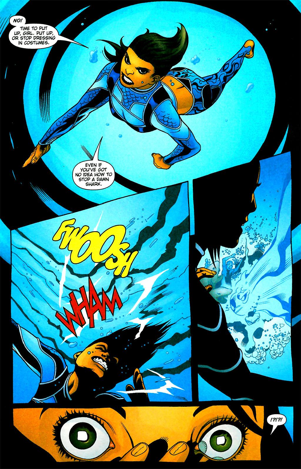 Read online Aquaman (2003) comic -  Issue #28 - 12