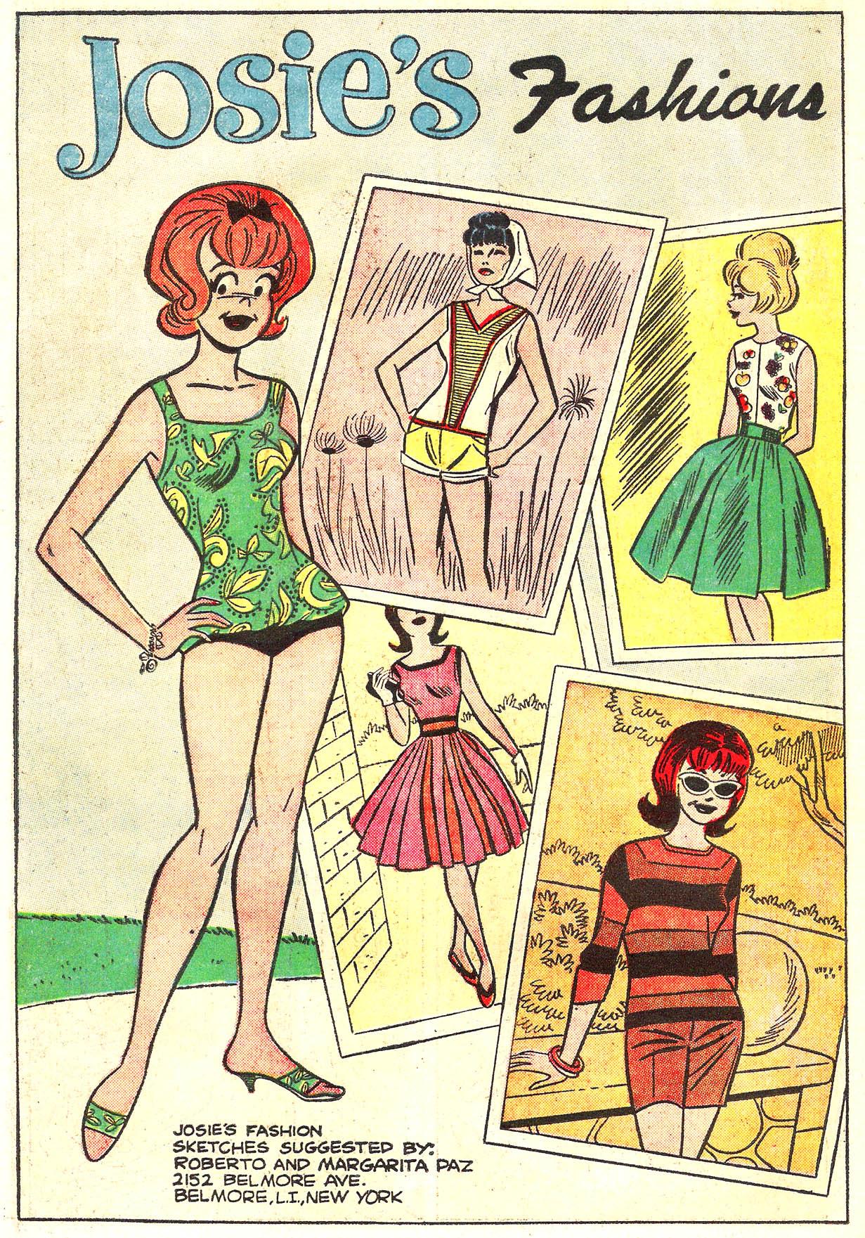 Read online She's Josie comic -  Issue #4 - 10