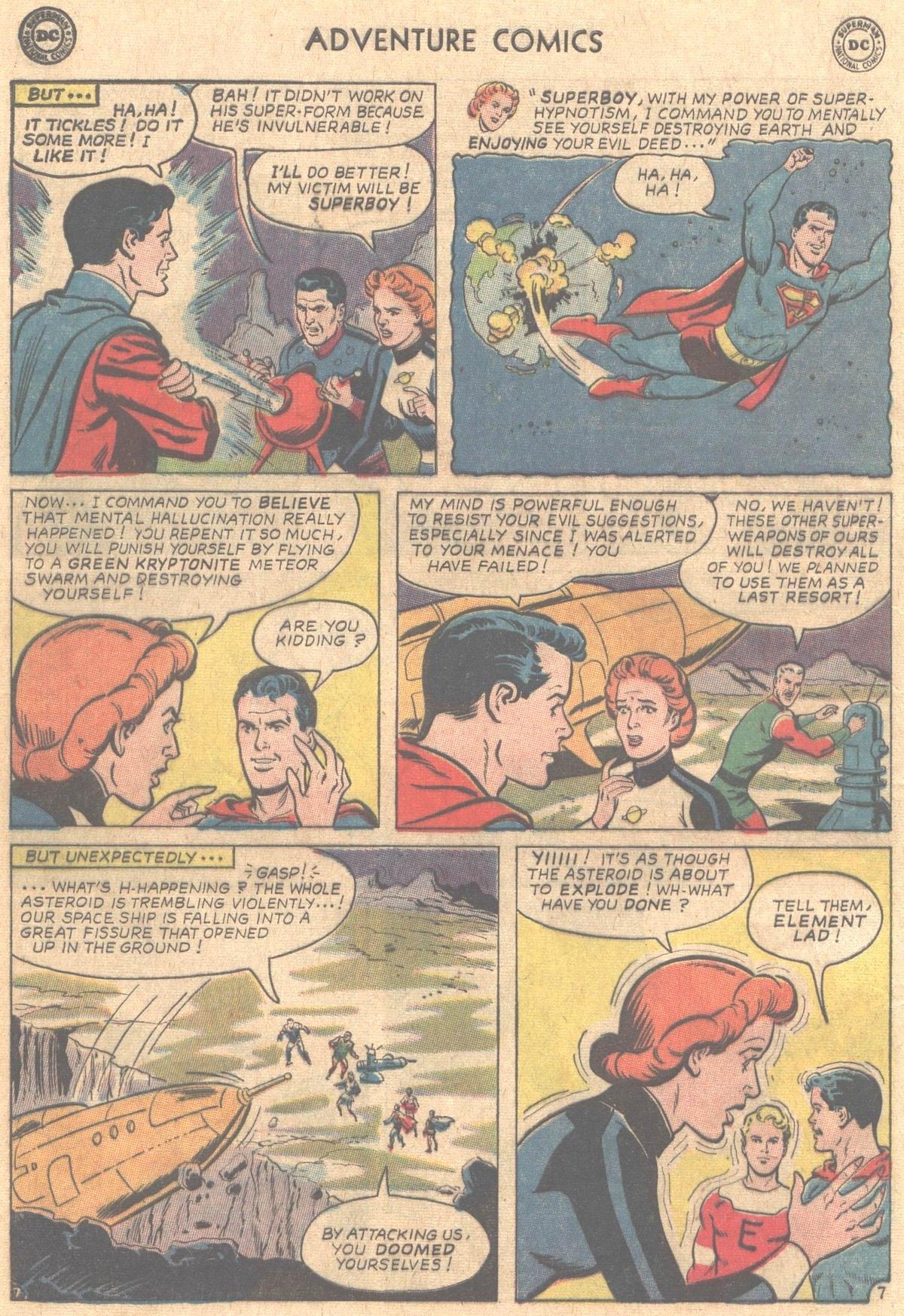 Read online Adventure Comics (1938) comic -  Issue #331 - 17