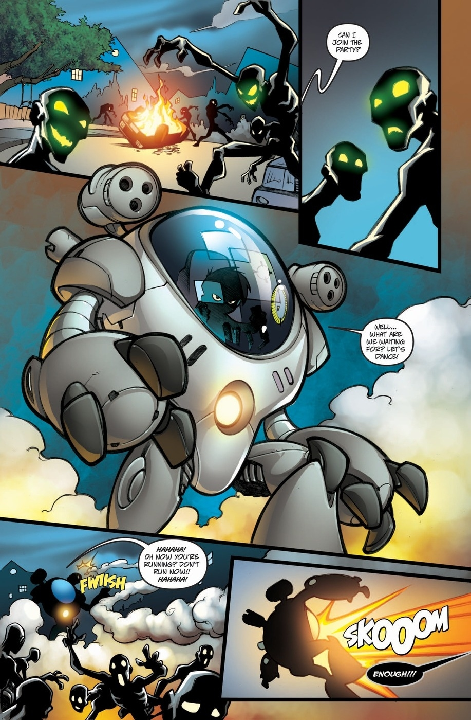Read online Ralph Filmore comic -  Issue # Full - 54