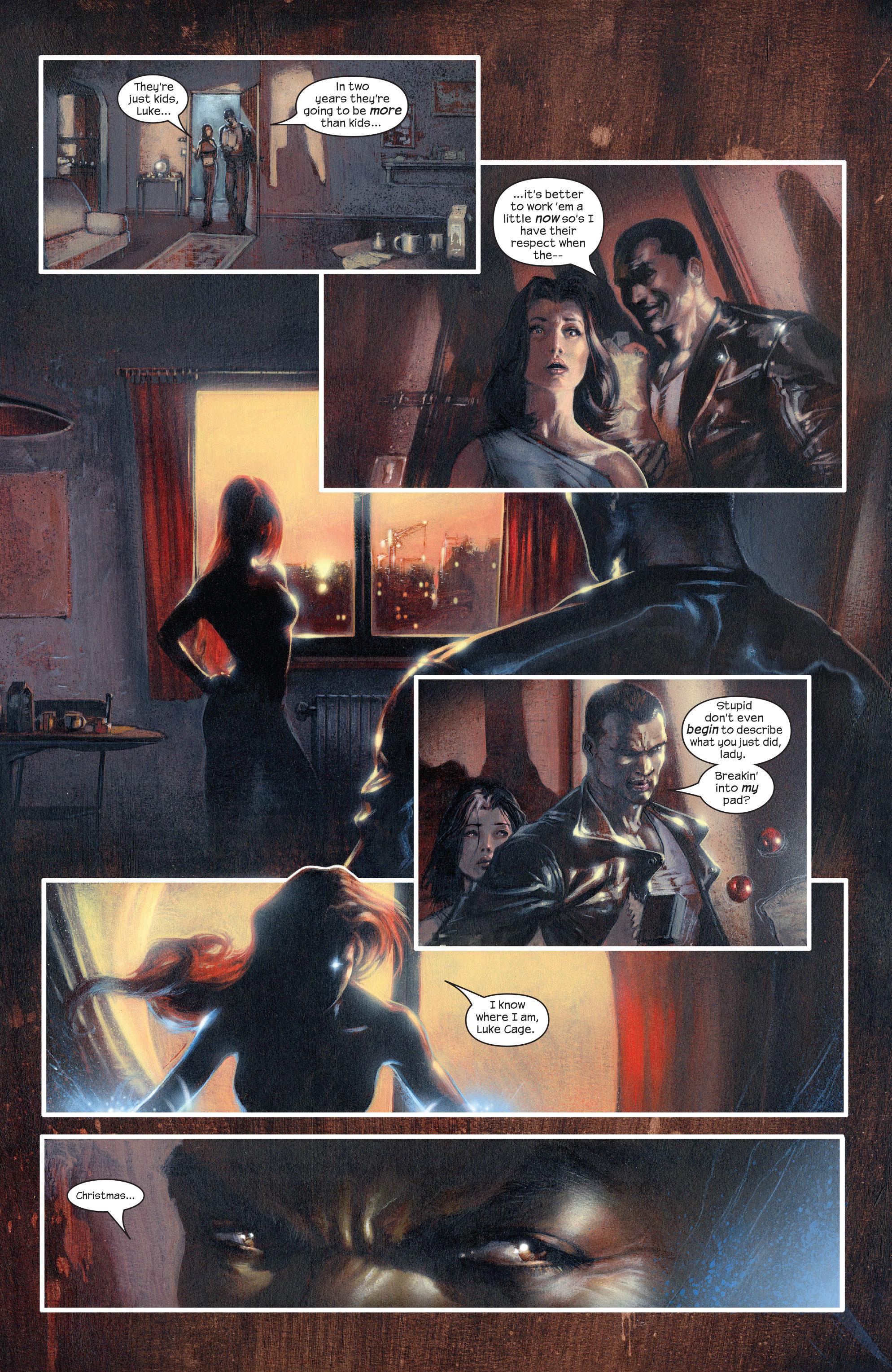 Read online Secret War comic -  Issue # Full - 6