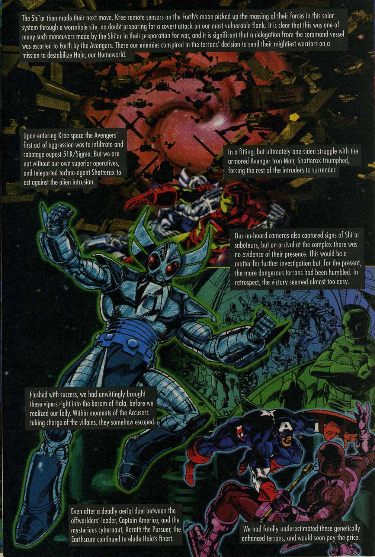 Read online Avengers Strike File comic -  Issue # Full - 10