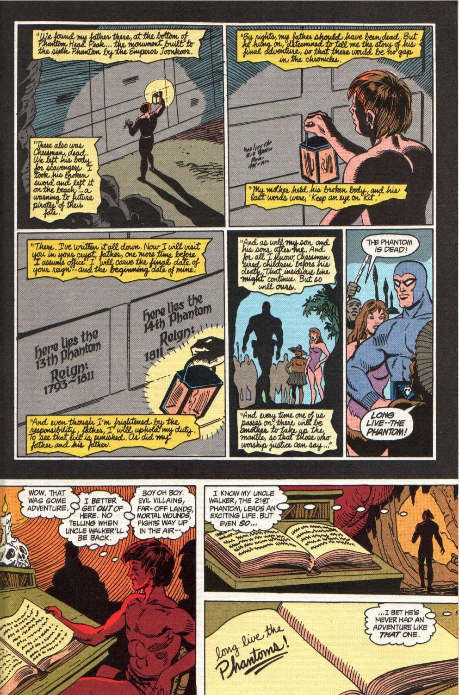 Read online The Phantom (1988) comic -  Issue #4 - 26