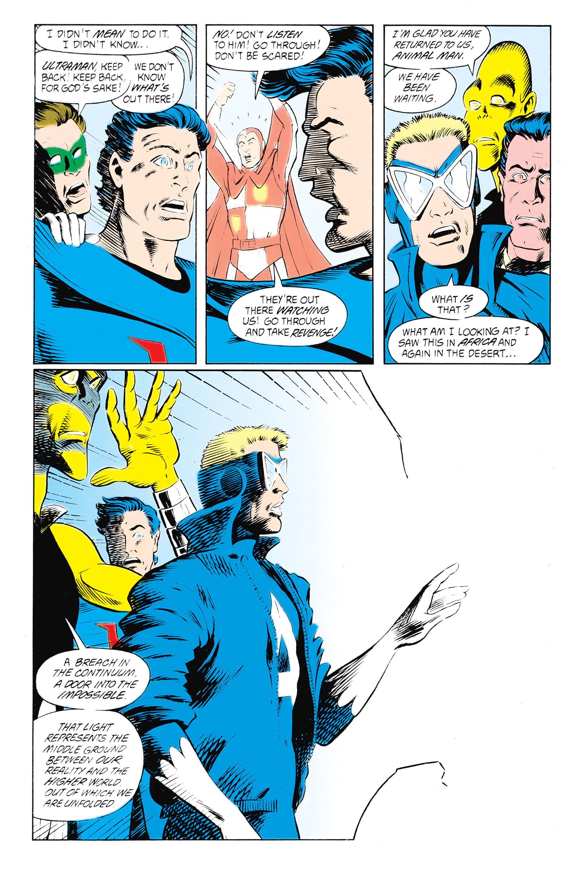 Read online Animal Man (1988) comic -  Issue #24 - 3