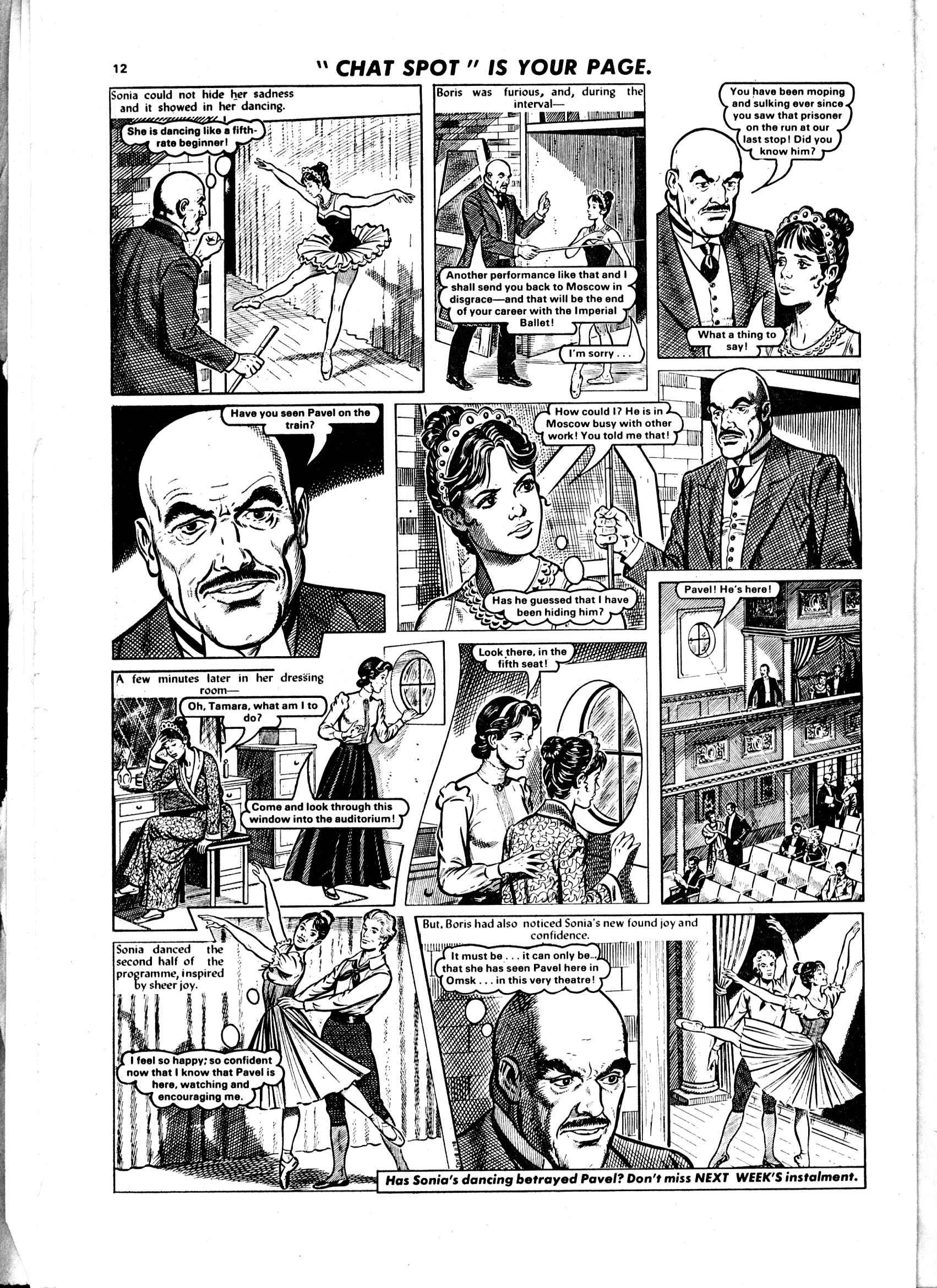Read online Judy comic -  Issue #984 - 12