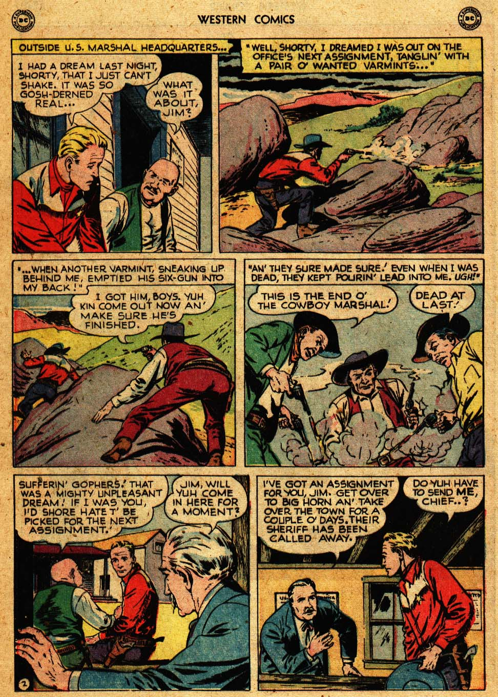 Western Comics issue 9 - Page 16