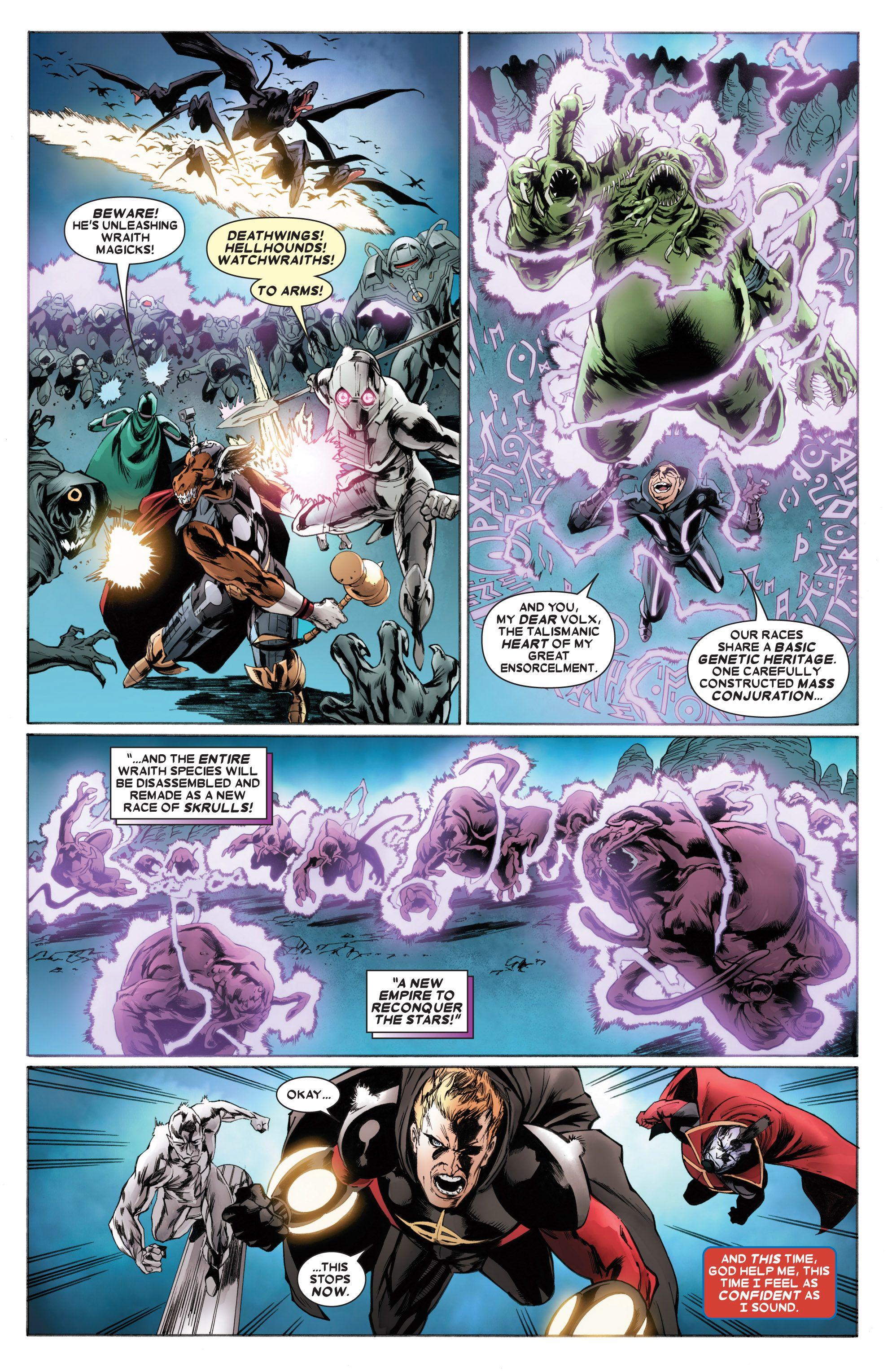 Read online Annihilators comic -  Issue #4 - 12