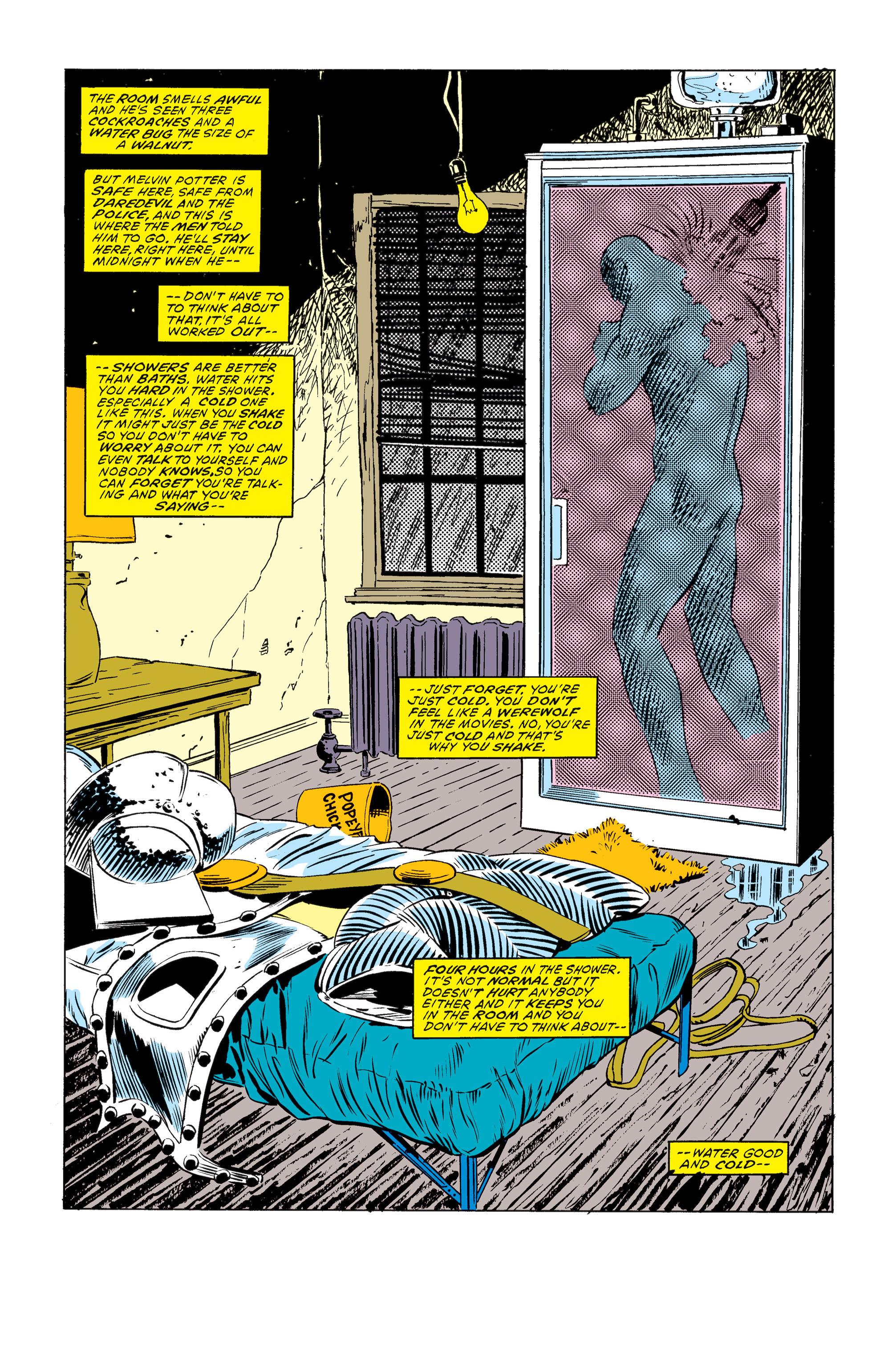 Read online Daredevil: Born Again comic -  Issue # Full - 10