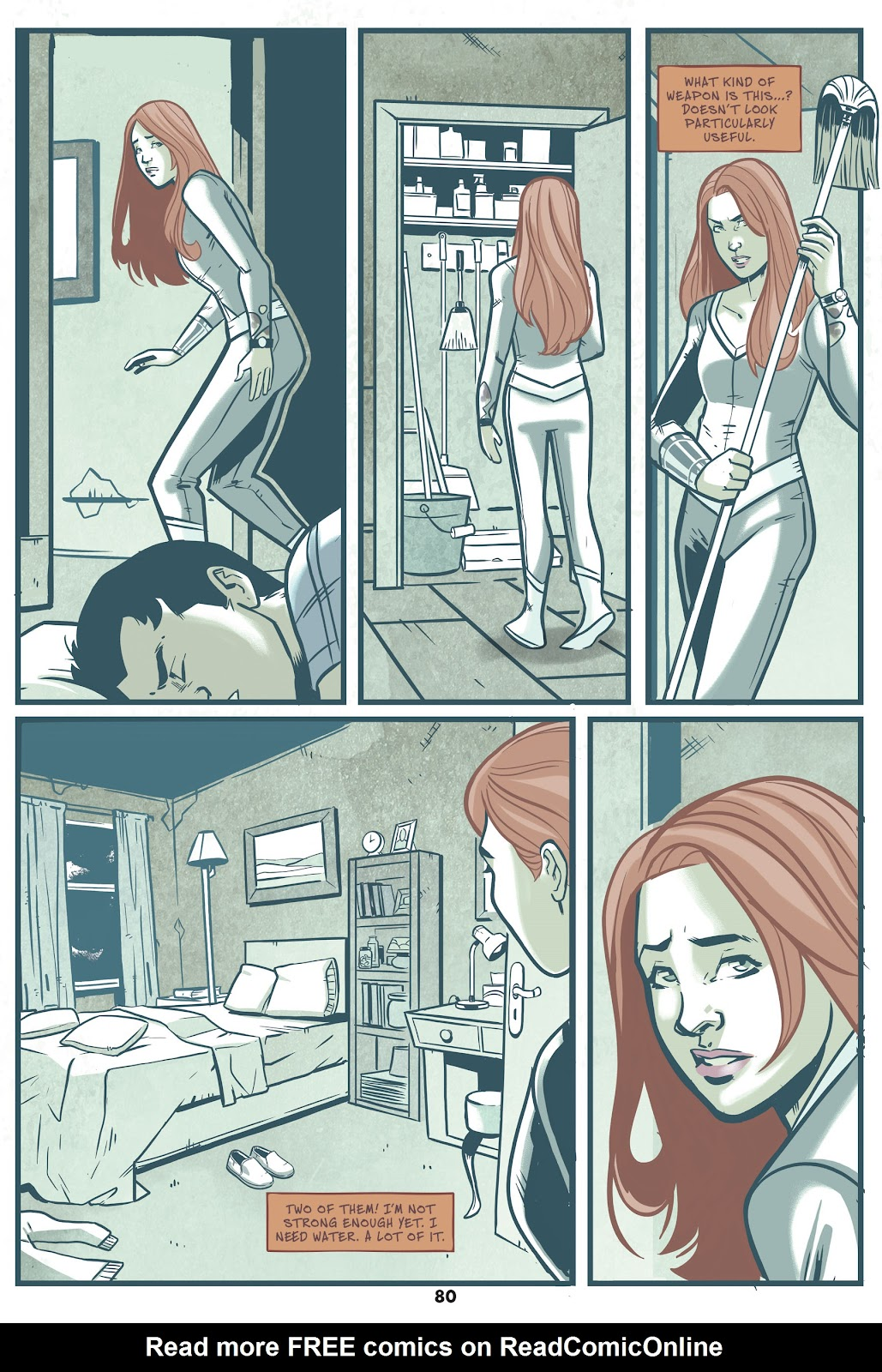 Read online Mera: Tidebreaker comic -  Issue # TPB (Part 1) - 80