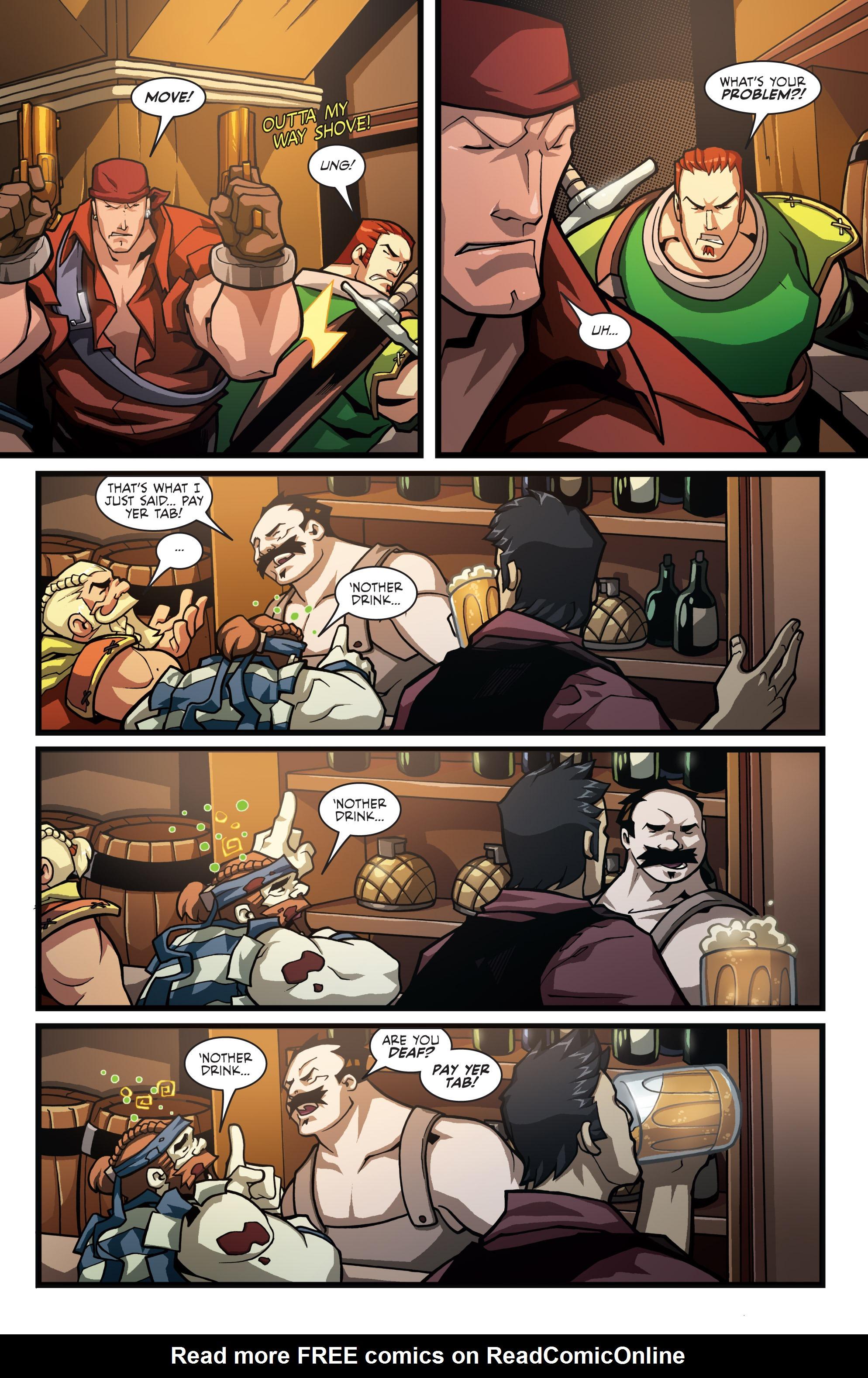 Read online Skullkickers comic -  Issue #23 - 10