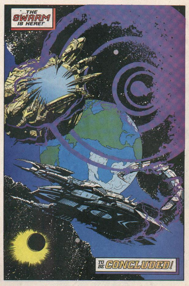 Read online Transformers: Generation 2 comic -  Issue #11 - 23