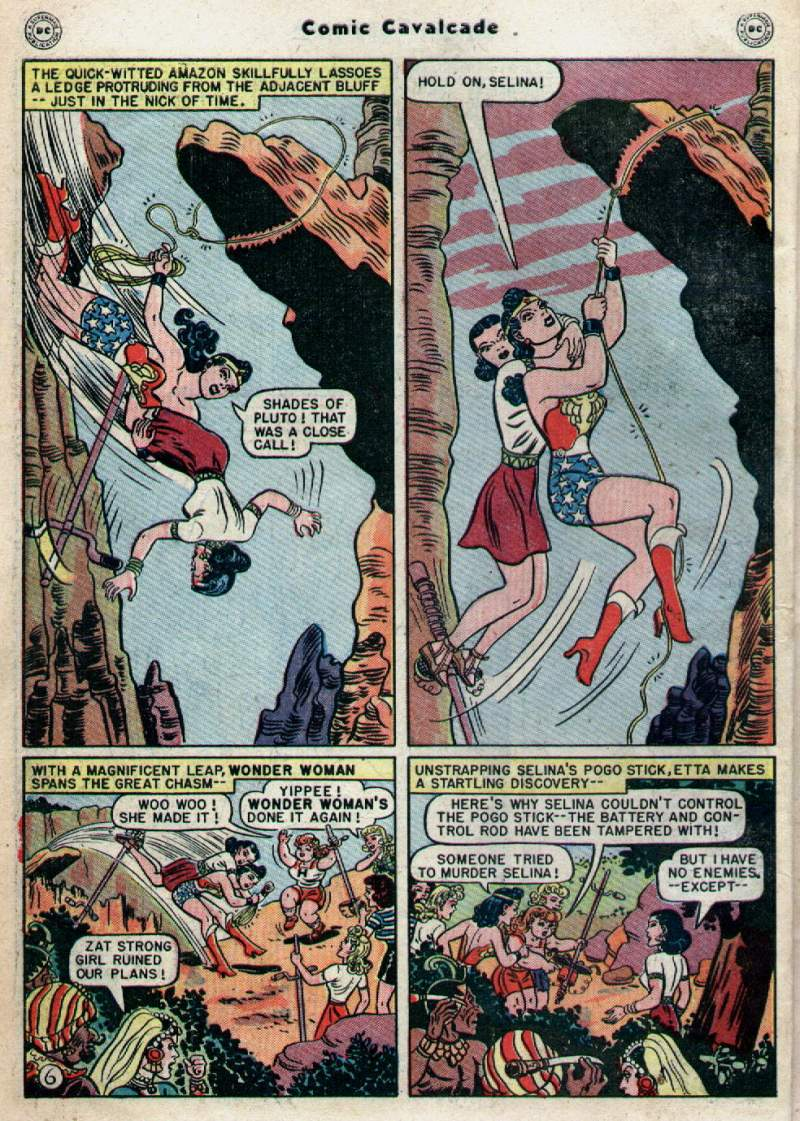 Comic Cavalcade issue 28 - Page 8