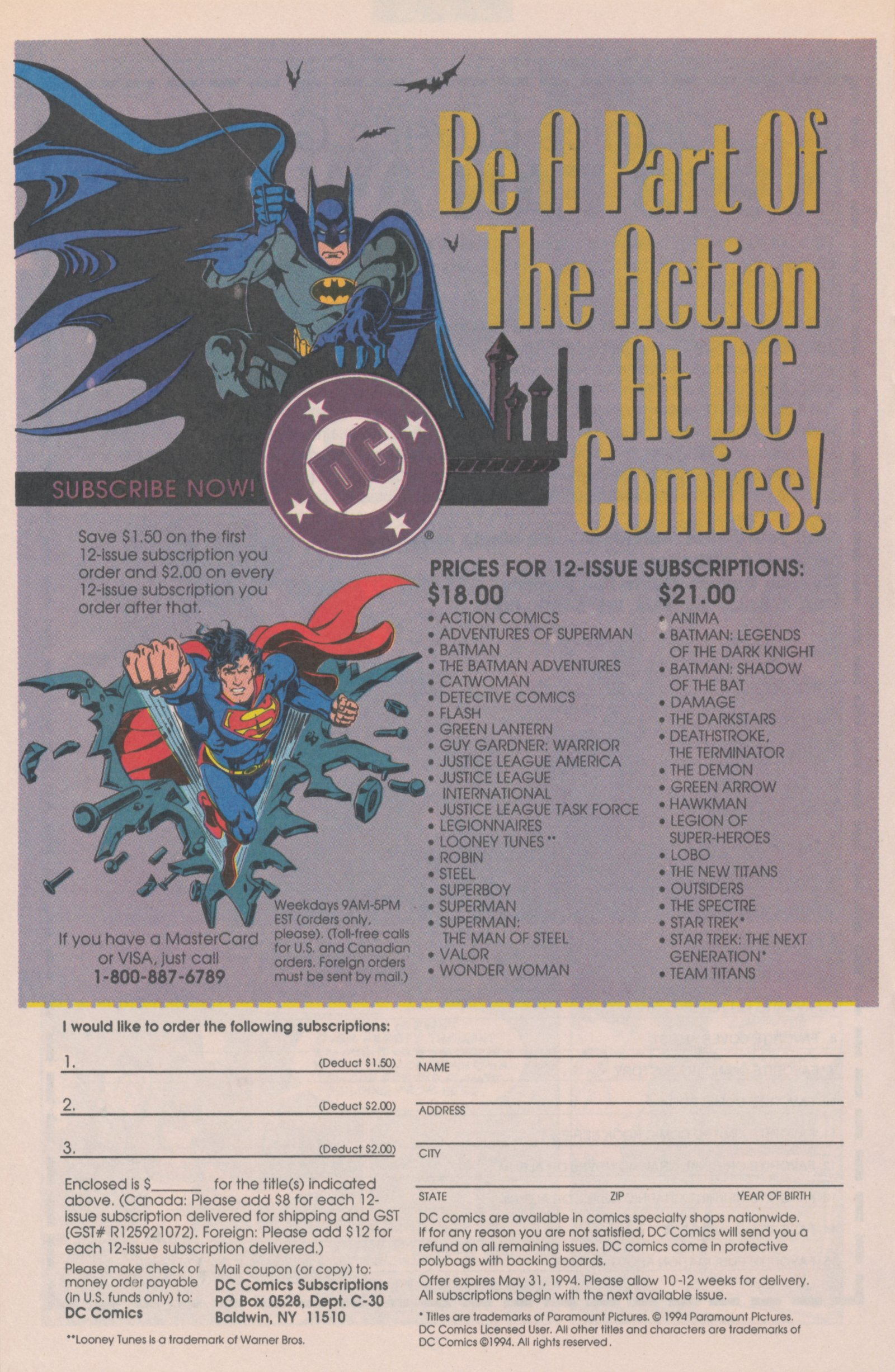 Read online Action Comics (1938) comic -  Issue #699 - 22