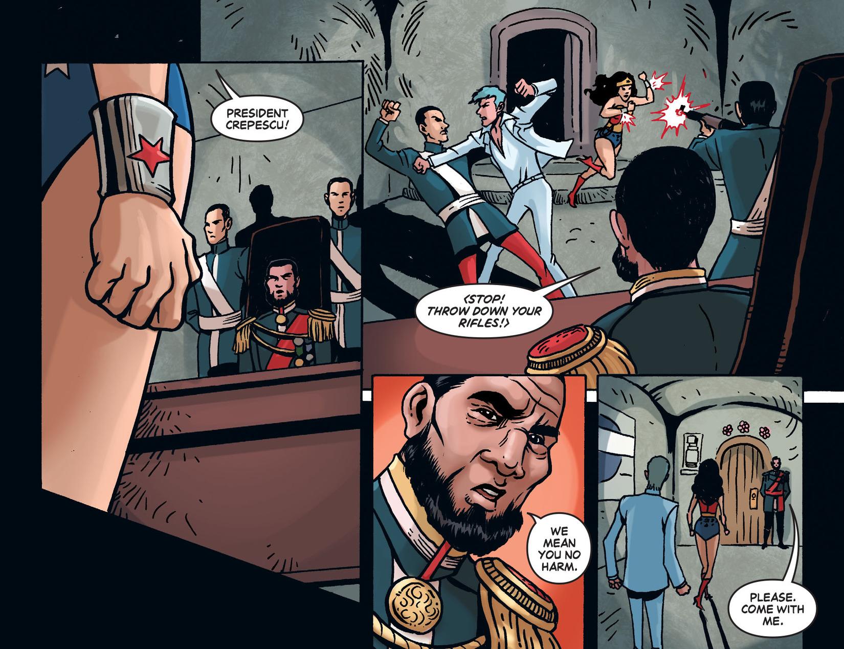 Read online Wonder Woman '77 [I] comic -  Issue #25 - 15
