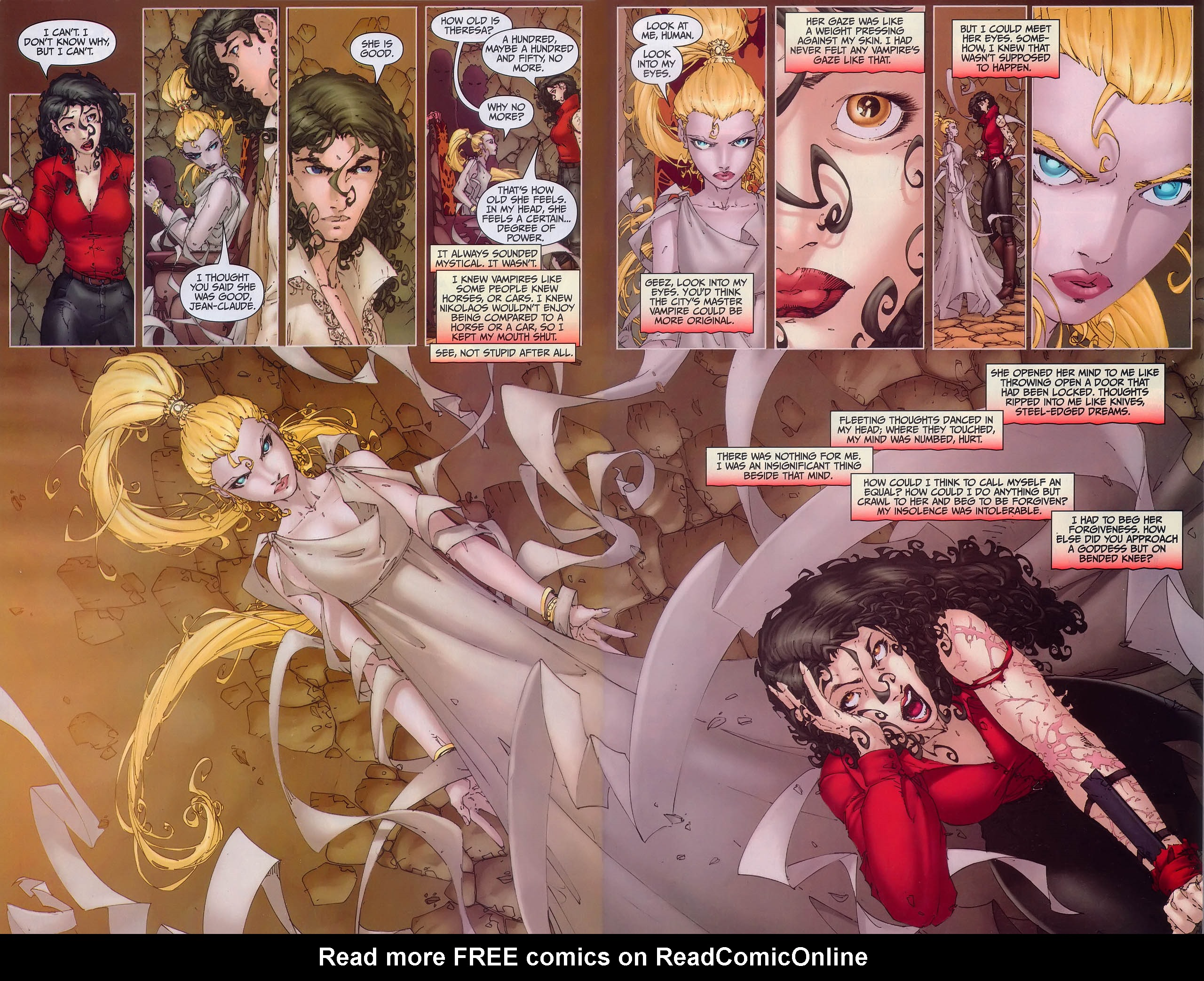 Read online Anita Blake, Vampire Hunter: Guilty Pleasures comic -  Issue #3 - 11