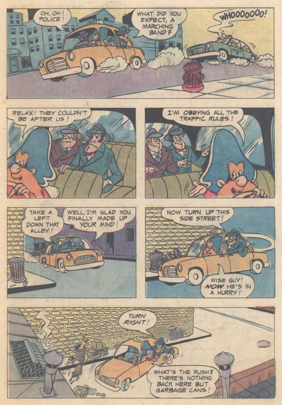 Yosemite Sam and Bugs Bunny issue 45 - Page 25