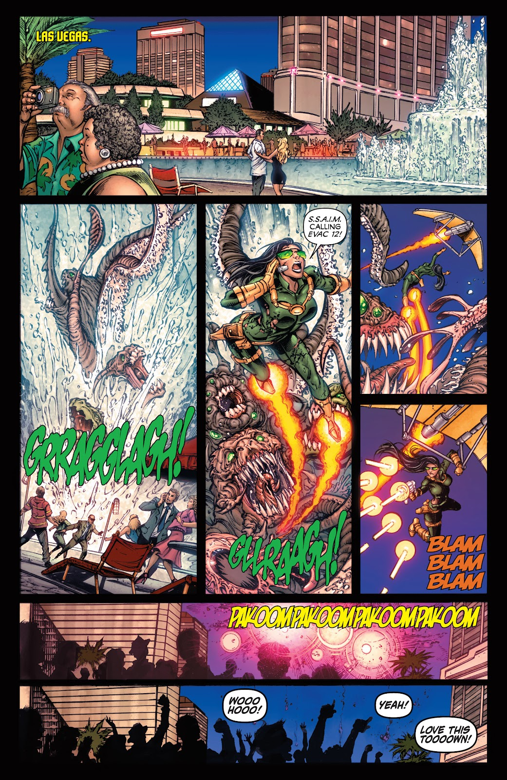 Read online Incredible Hulks (2010) comic -  Issue # _TPB Heart of the Monster - 17
