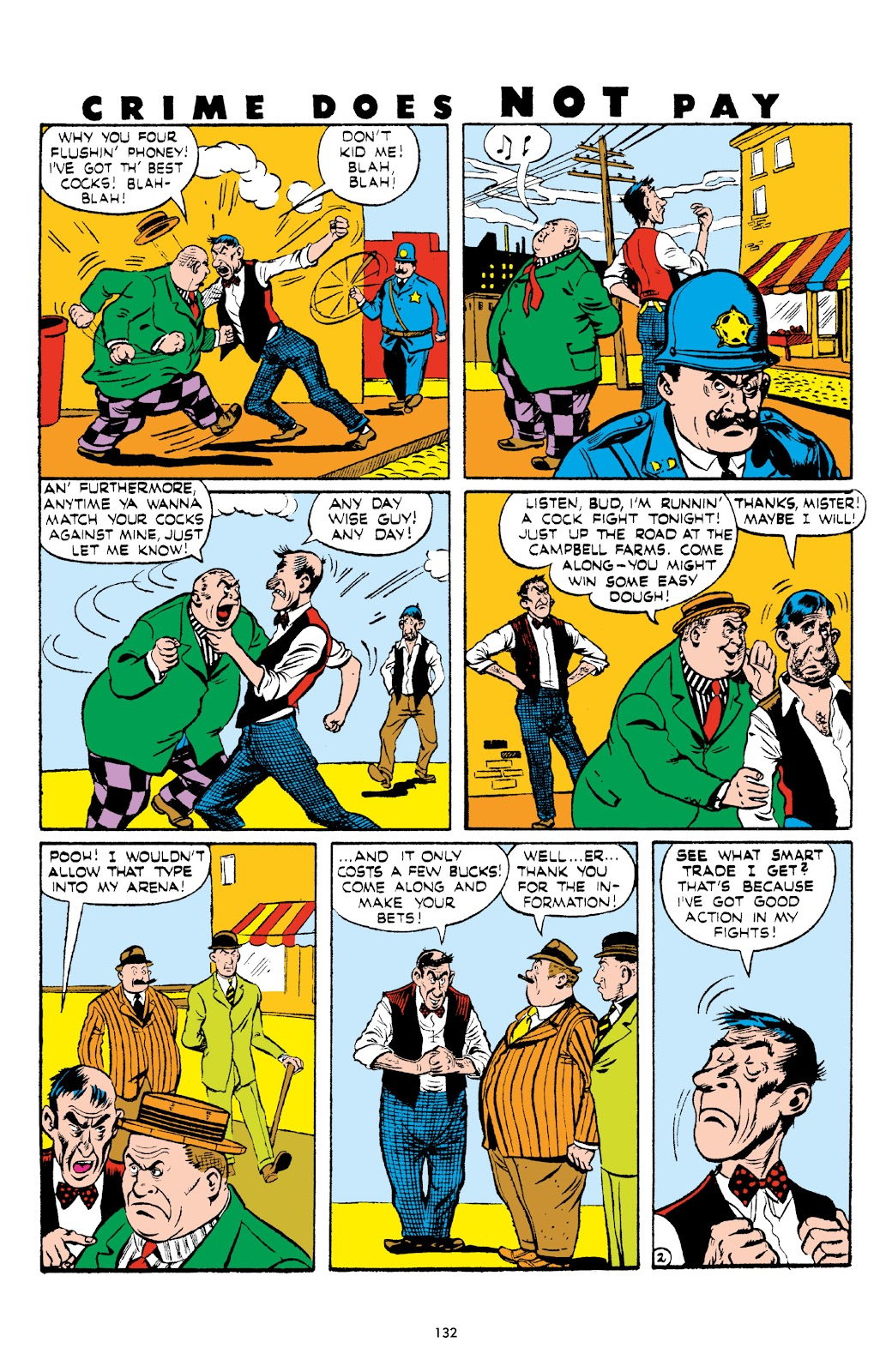 Read online Crime Does Not Pay Archives comic -  Issue # TPB 5 (Part 2) - 32