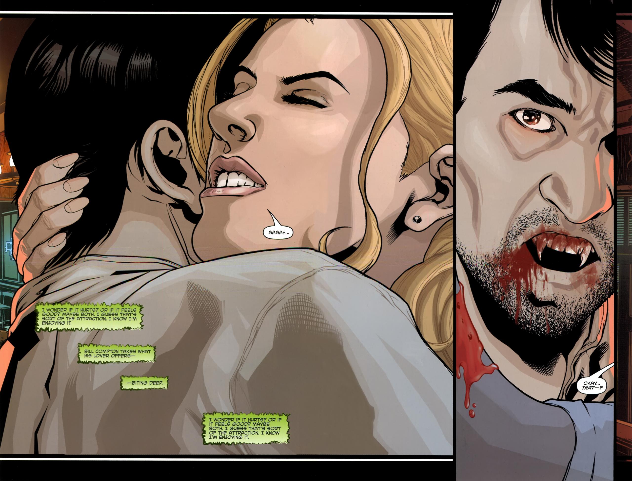 Read online True Blood (2010) comic -  Issue #3 - 5