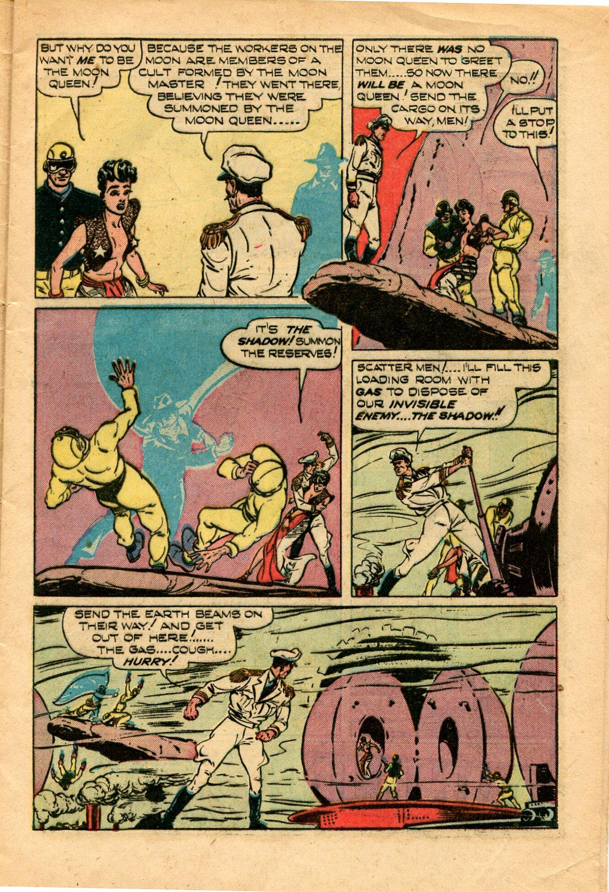 Read online Shadow Comics comic -  Issue #82 - 11