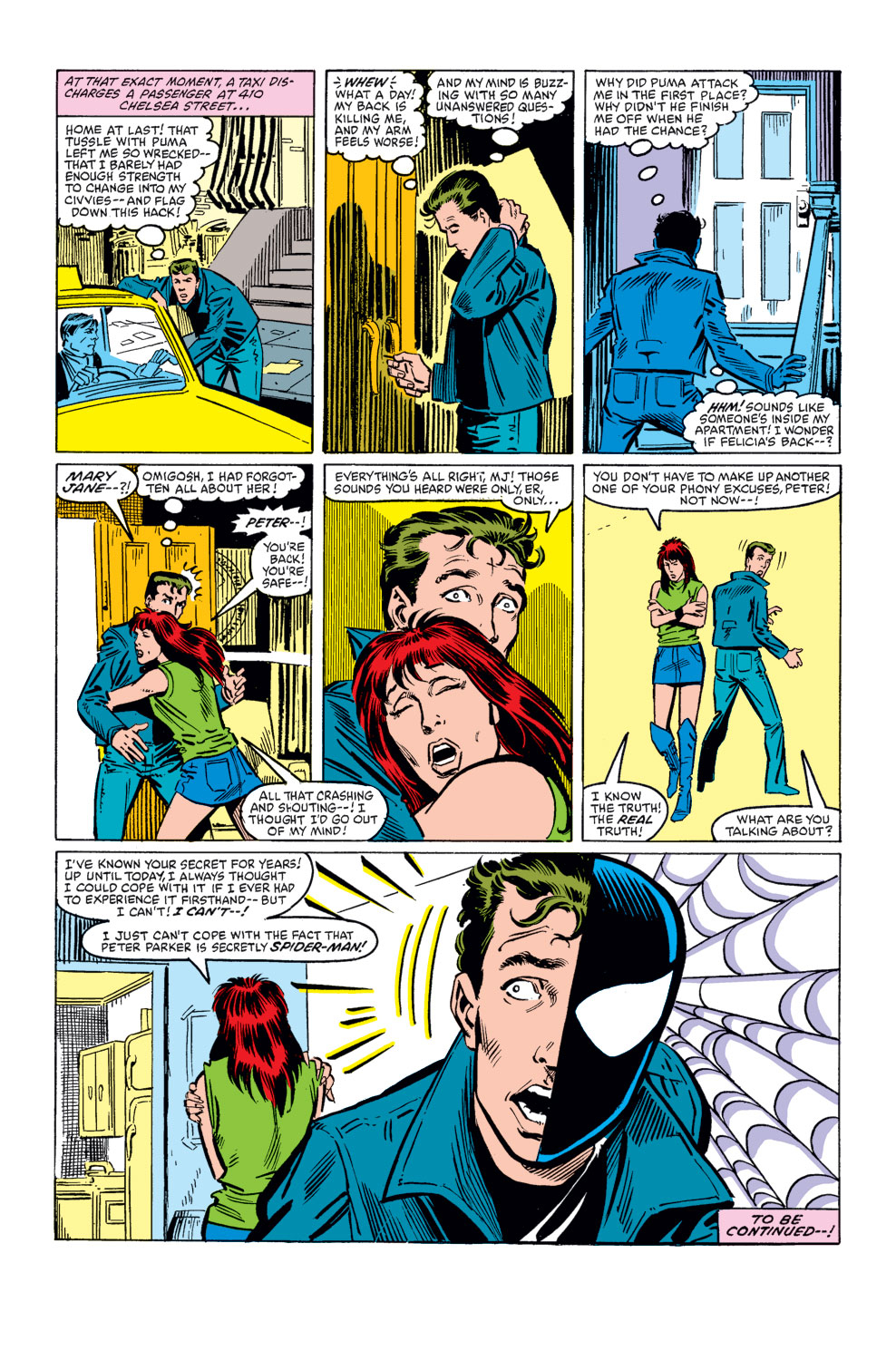 The Amazing Spider-Man (1963) 257 Page 22
