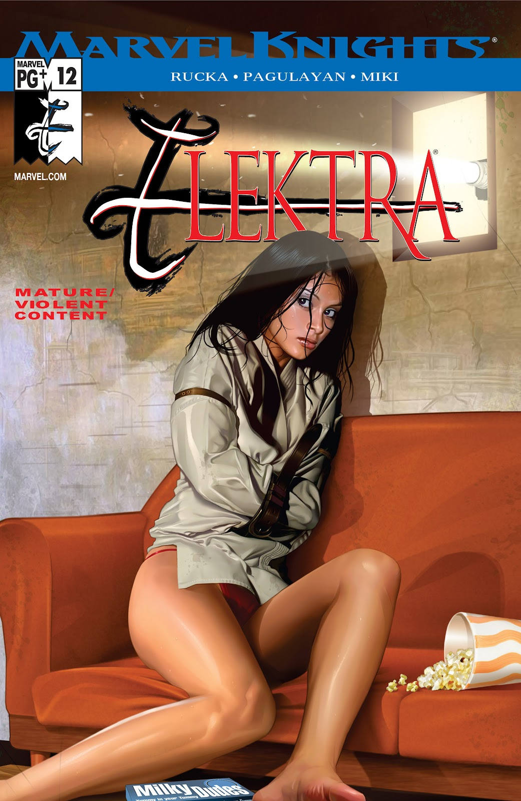 Read online Elektra (2001) comic -  Issue # _TPB Elektra by Greg Rucka Ultimate Collection (Part 2) - 31