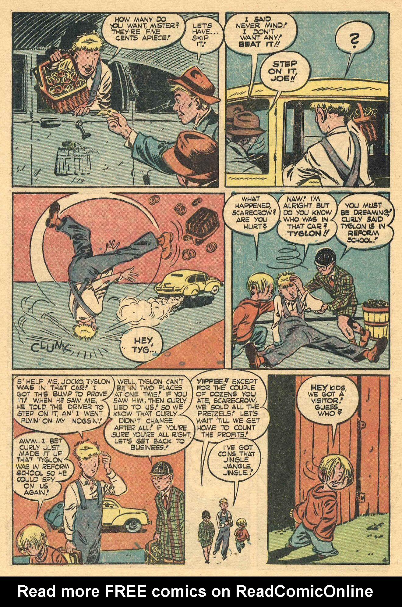 Daredevil (1941) issue 16 - Page 6