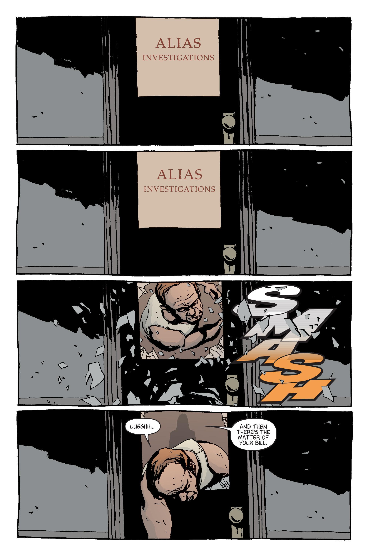 Read online Alias comic -  Issue #1 - 5