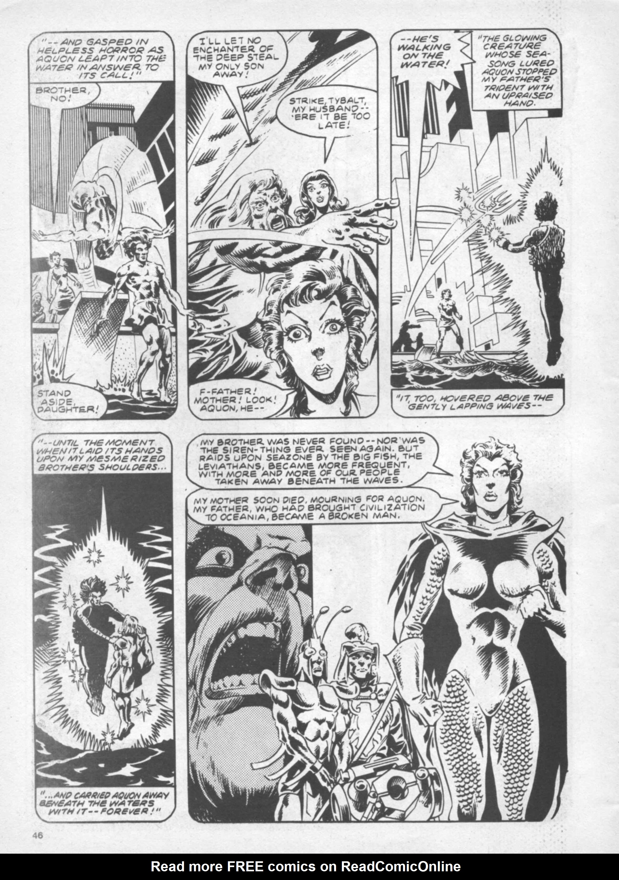 Read online Future Tense comic -  Issue #37 - 46