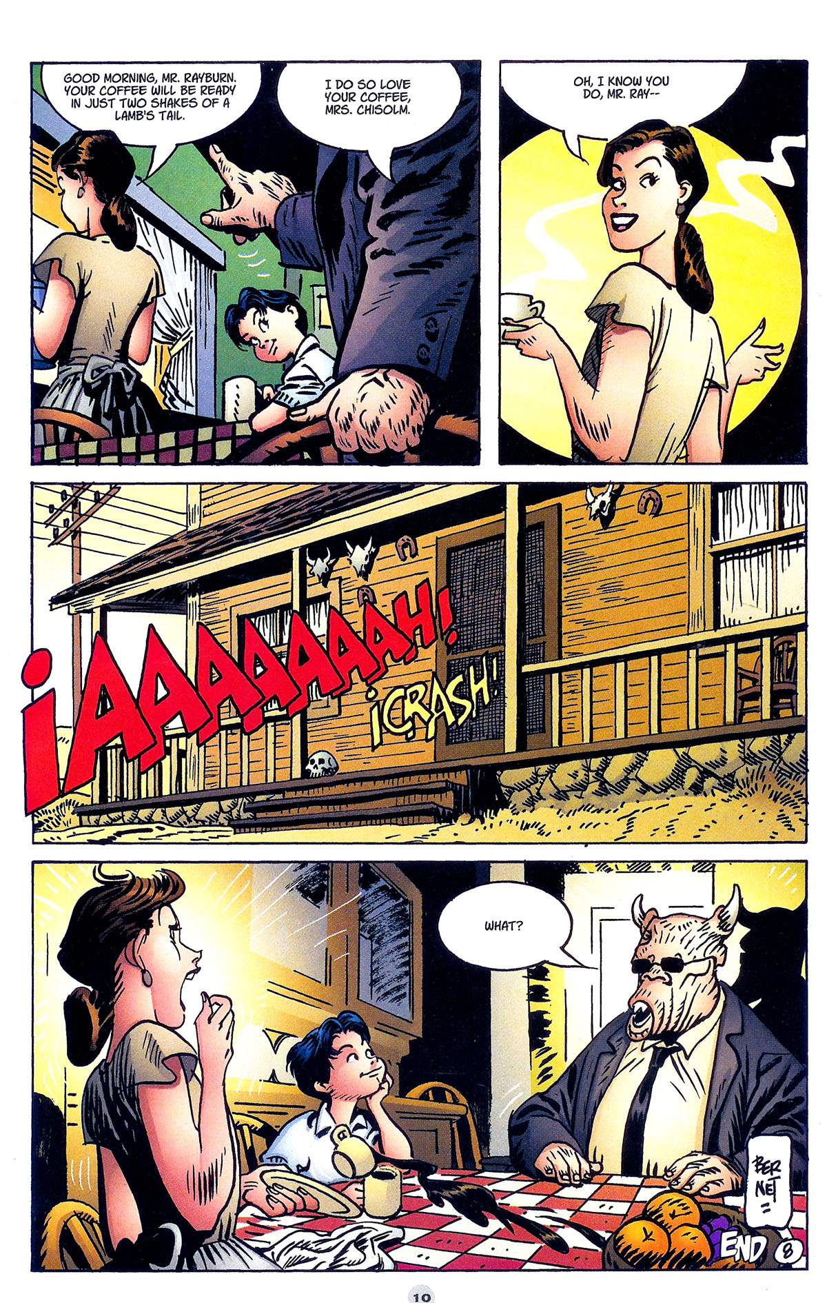 Read online Solo (2004) comic -  Issue #6 - 11