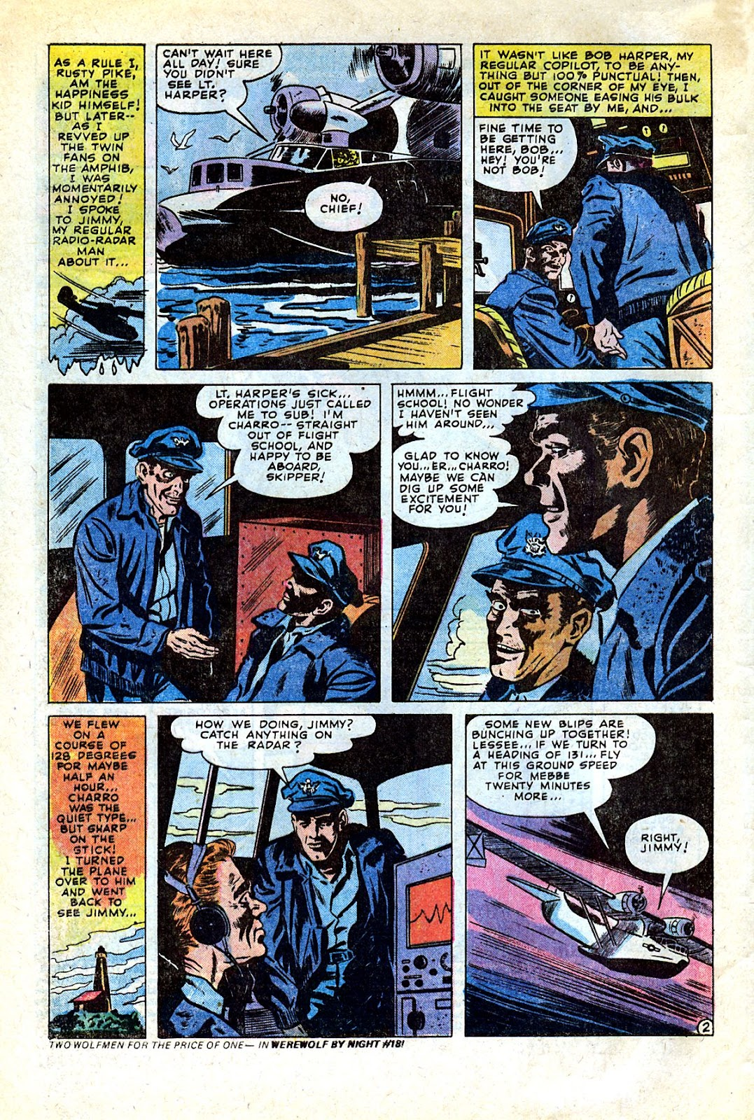 Chamber of Chills (1972) issue 10 - Page 4