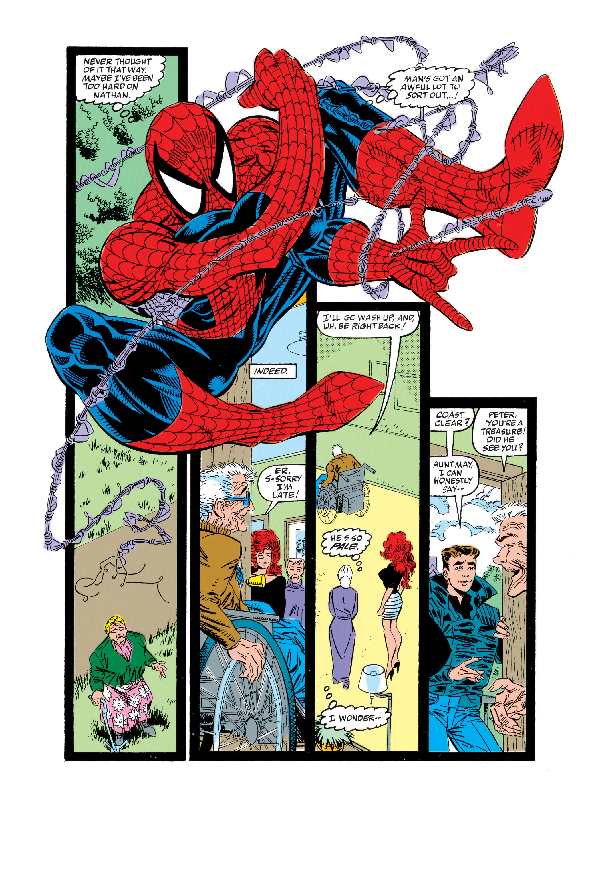 The Amazing Spider-Man (1963) 334 Page 19
