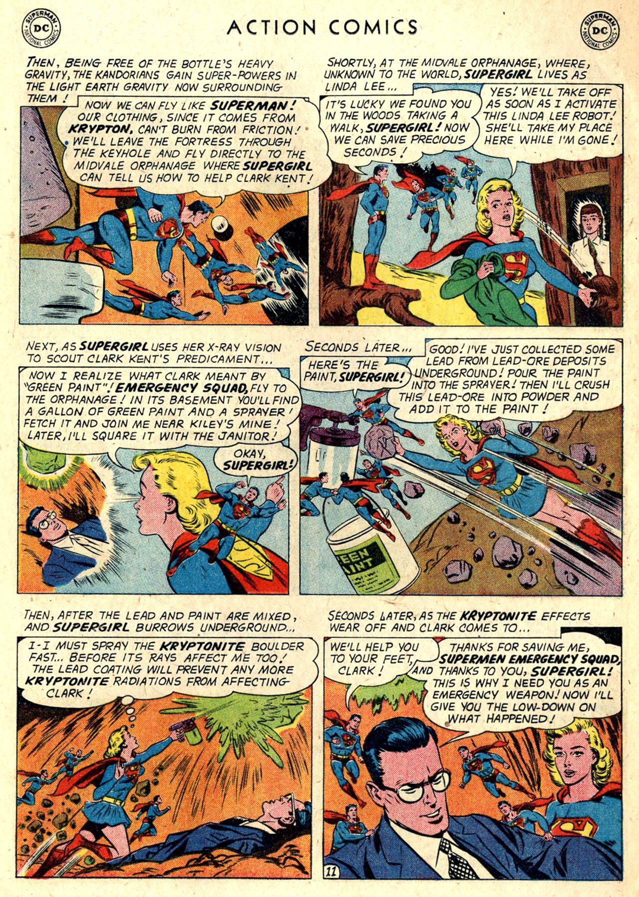 Action Comics (1938) 276 Page 12