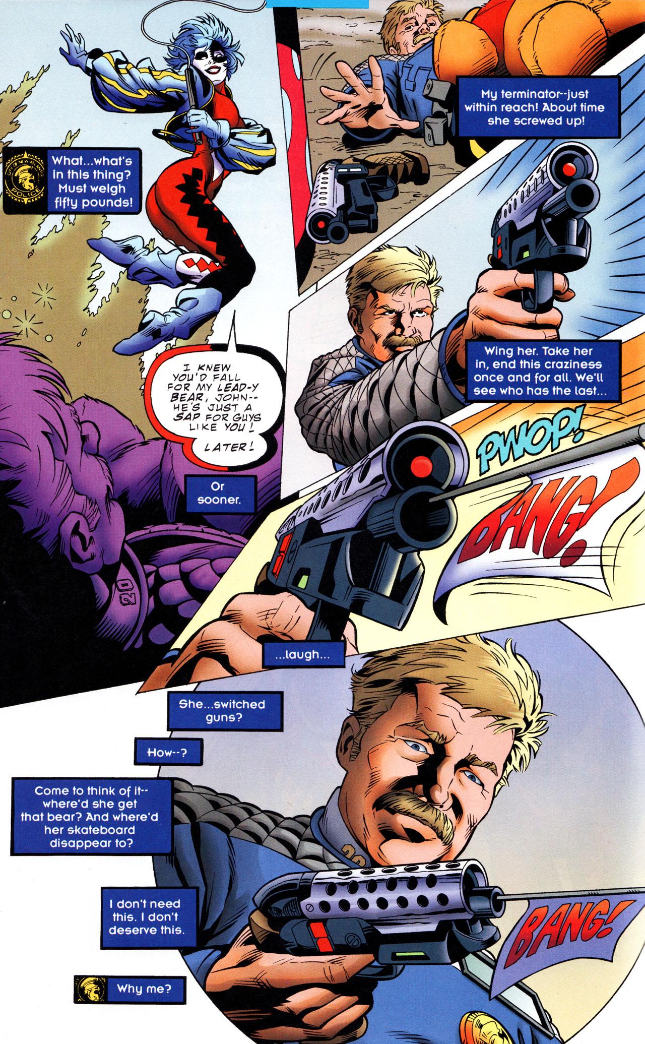 Read online Tangent Comics/ The Joker comic -  Issue # Full - 15
