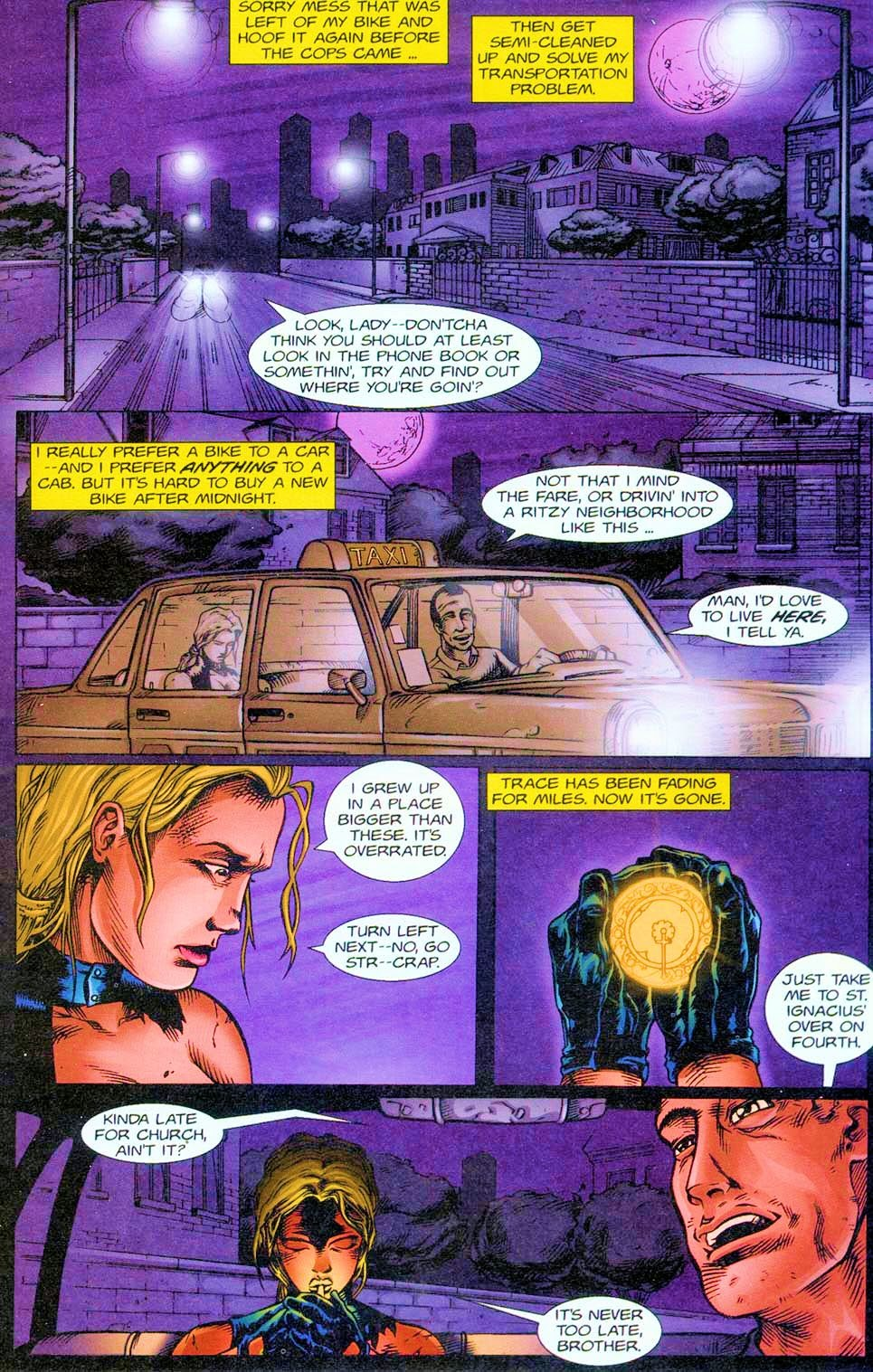 Shotgun Mary: Blood Lore issue 1 - Page 20