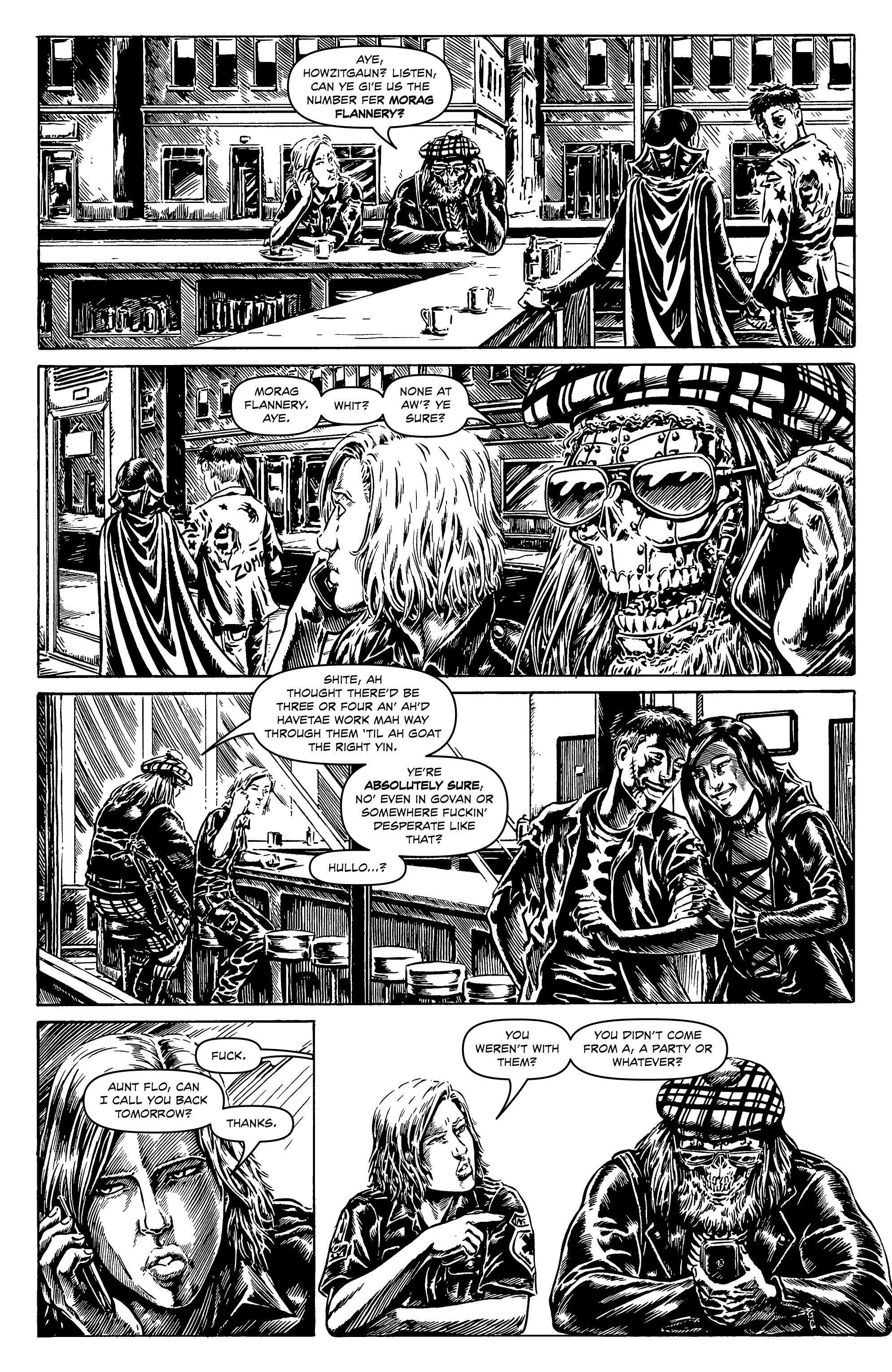 Read online Alan Moore's Cinema Purgatorio comic -  Issue #6 - 19