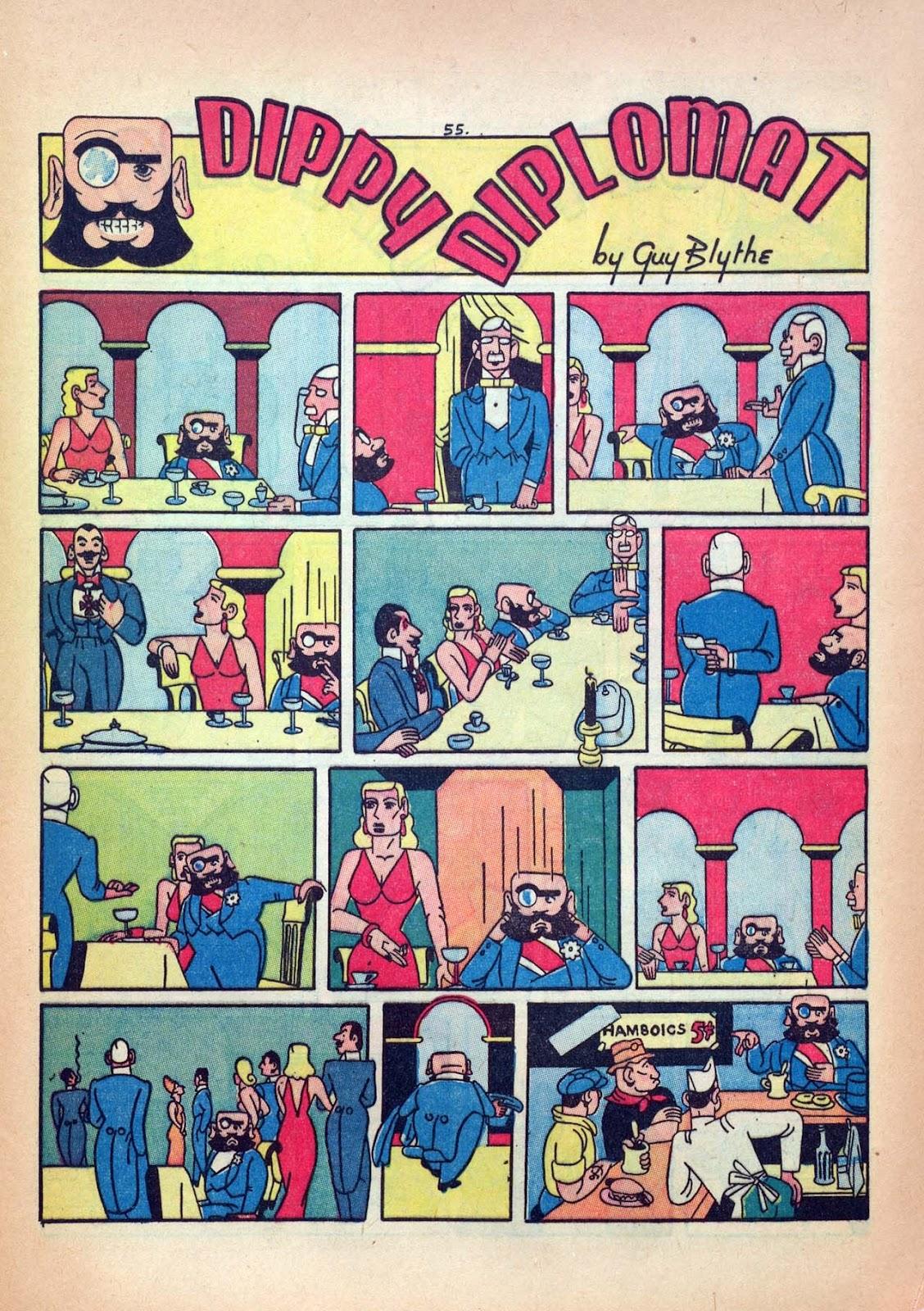 Read online Joker Comics comic -  Issue #2 - 57