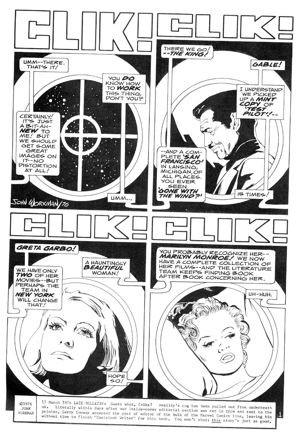 Read online Star*Reach comic -  Issue #4 - 46