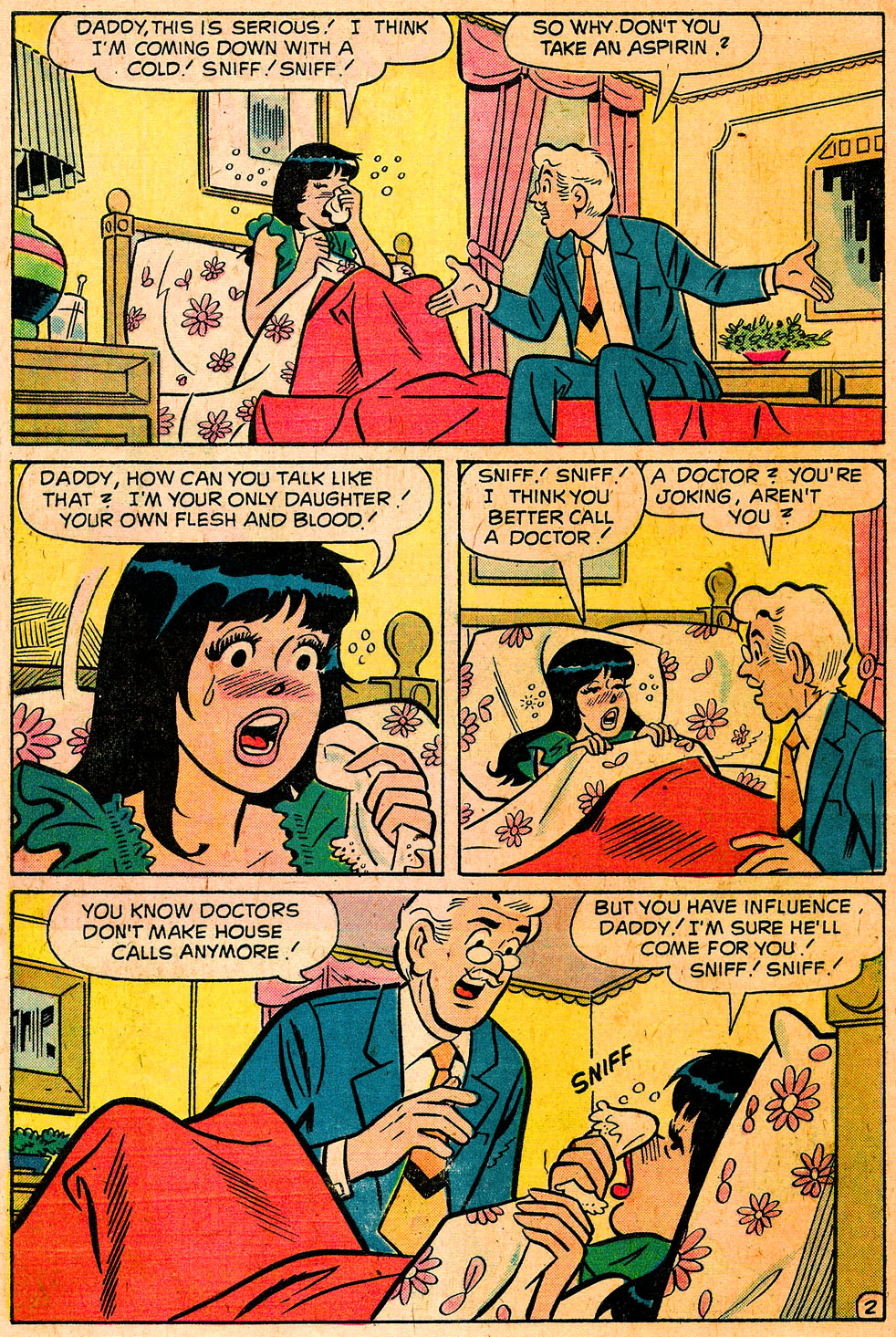 Read online Archie's Girls Betty and Veronica comic -  Issue #222 - 30