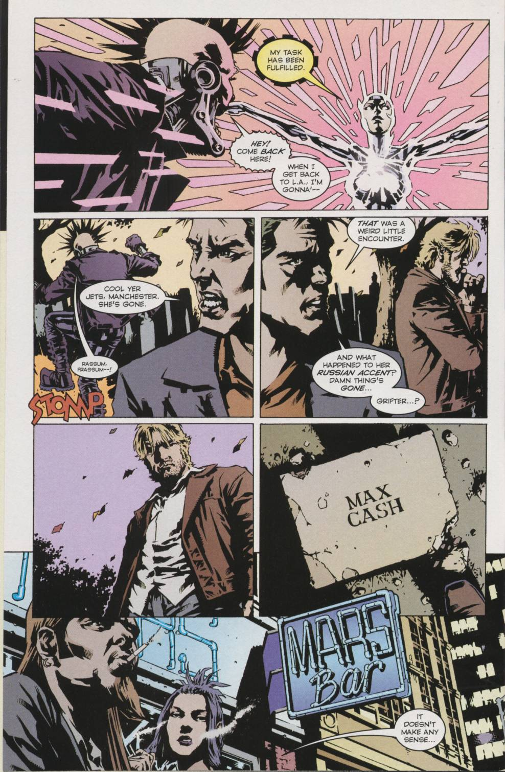 Wildcats (1999) _Annual 2000 #1 - English 21