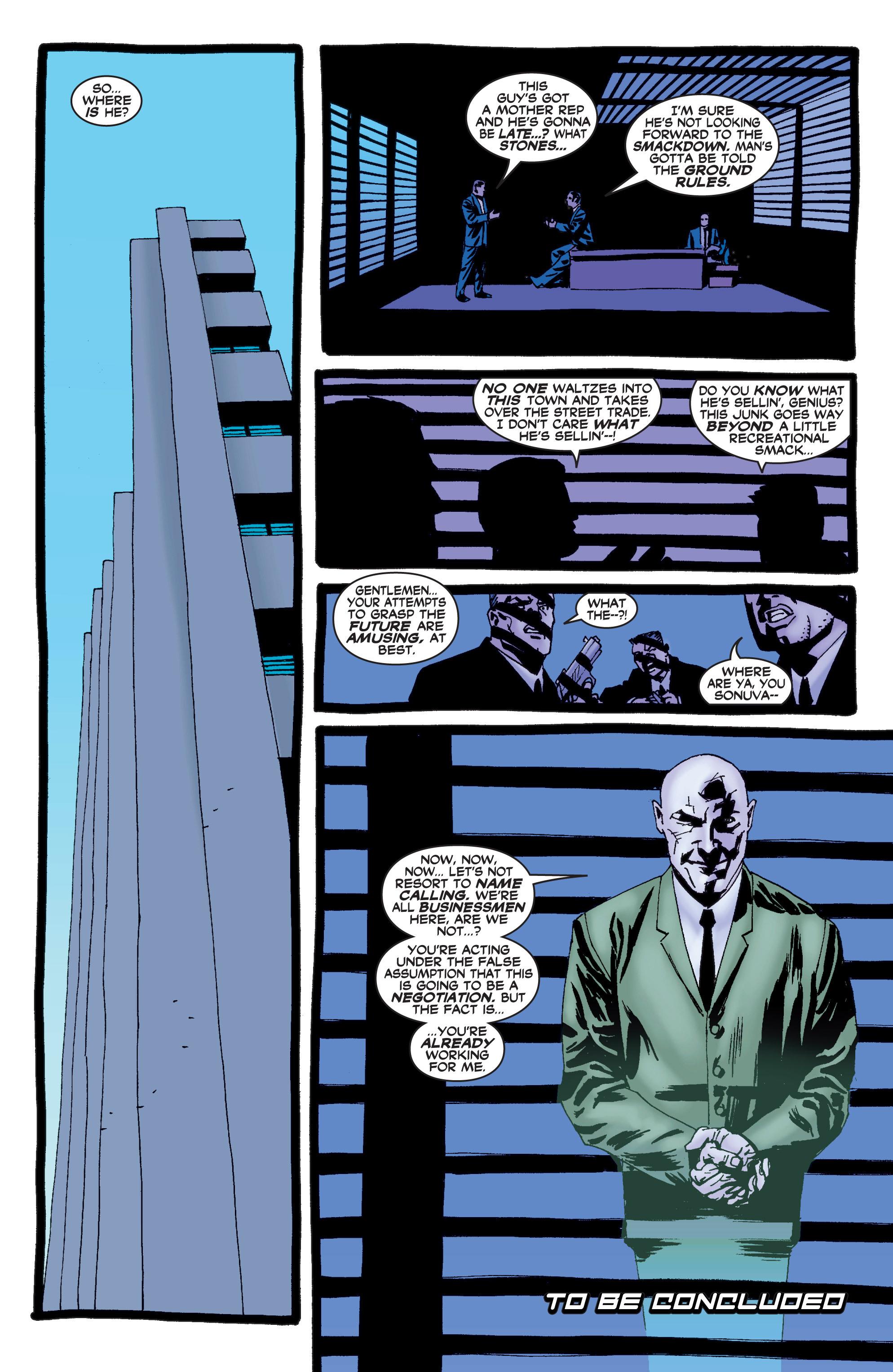 Read online Uncanny X-Men (1963) comic -  Issue #408 - 23