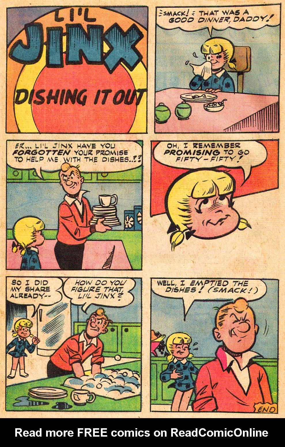 Read online She's Josie comic -  Issue #73 - 21