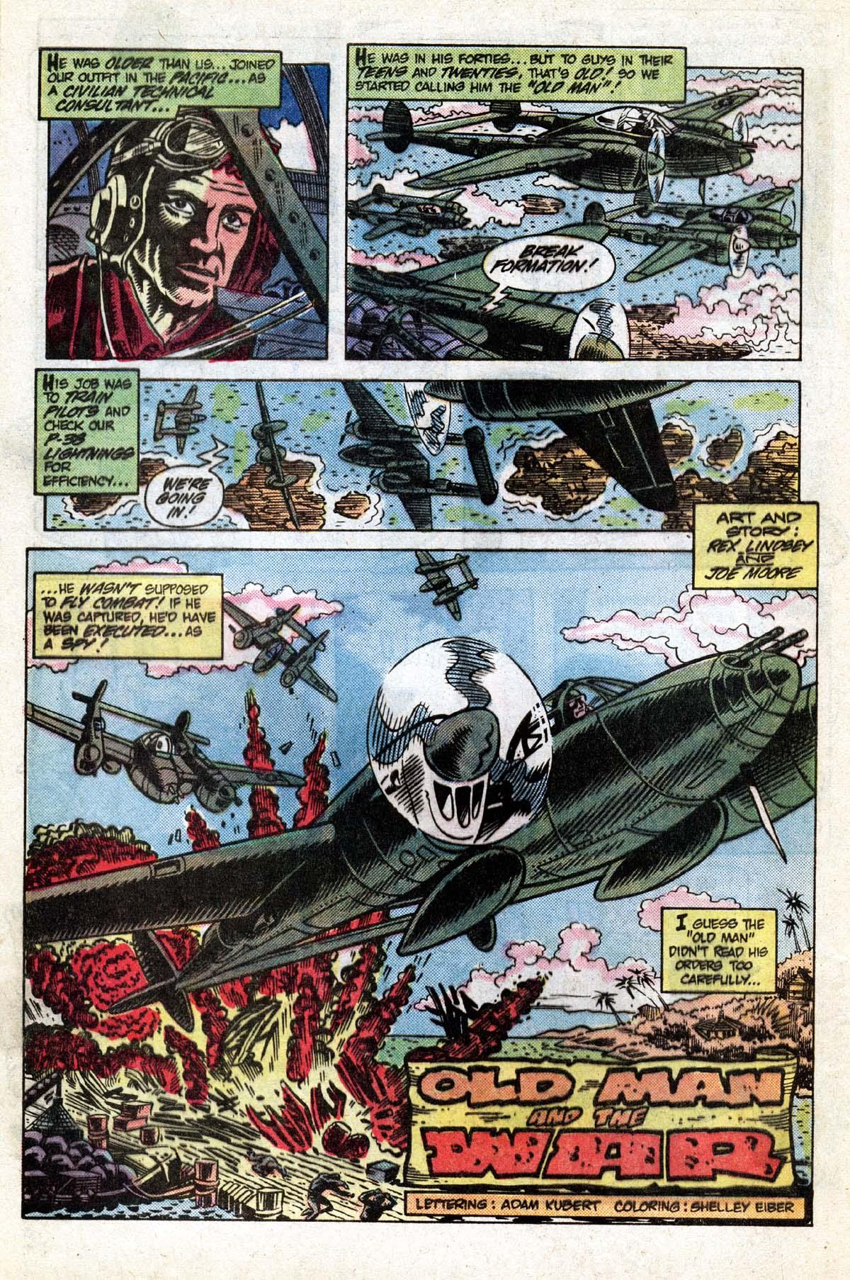 Read online Sgt. Rock comic -  Issue #391 - 22