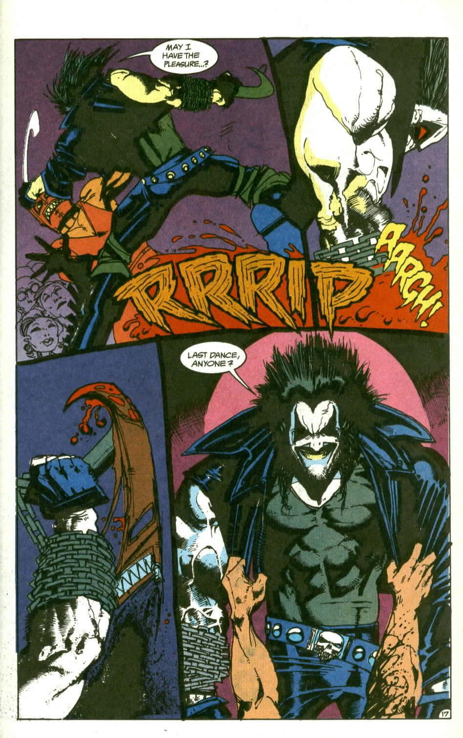 Read online Lobo (1990) comic -  Issue #2 - 18