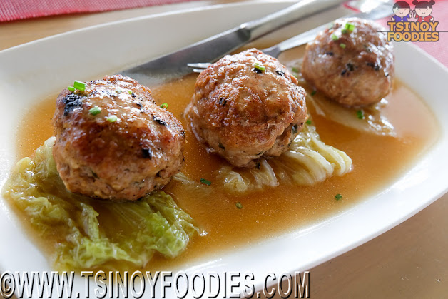 chinese meat balls