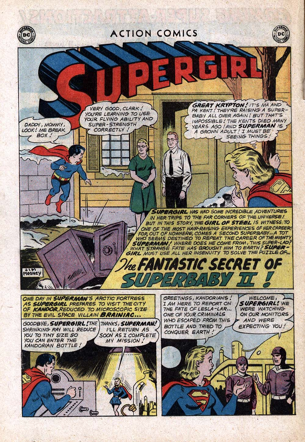 Read online Action Comics (1938) comic -  Issue #299 - 20